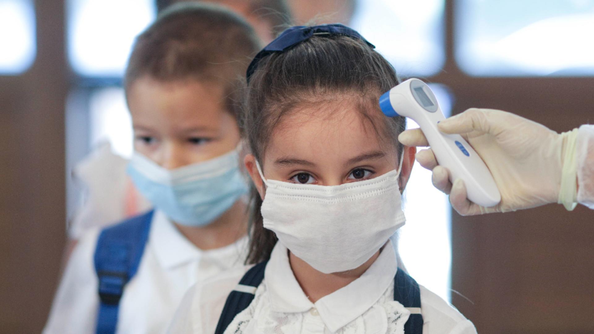 Alexandru Rafila cere urgentarea testării copiilor în școală - REPLICĂ pentru ministrul Sorin Cîmpeanu Foto: INQUAM