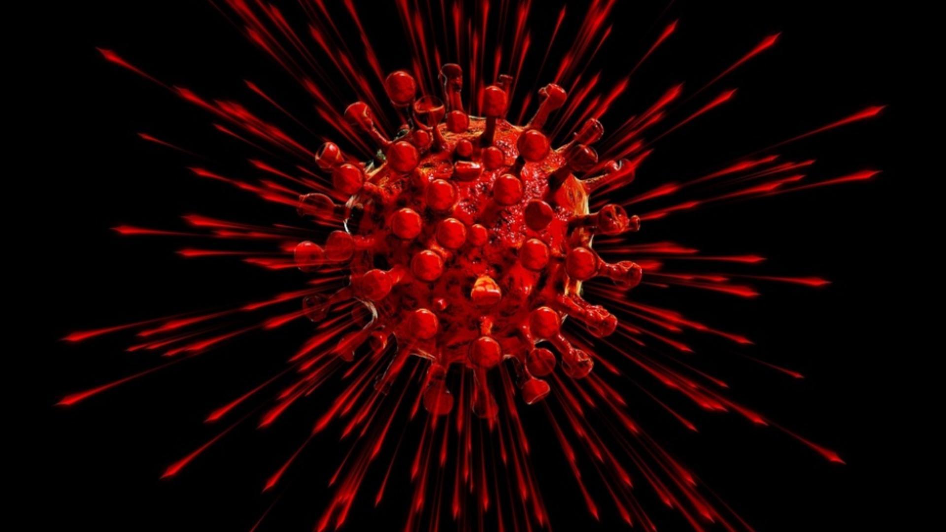 Raport alarmant: Cele mai multe infectări și decese COVID-19 din ultimele 7 zile, la nevaccinați