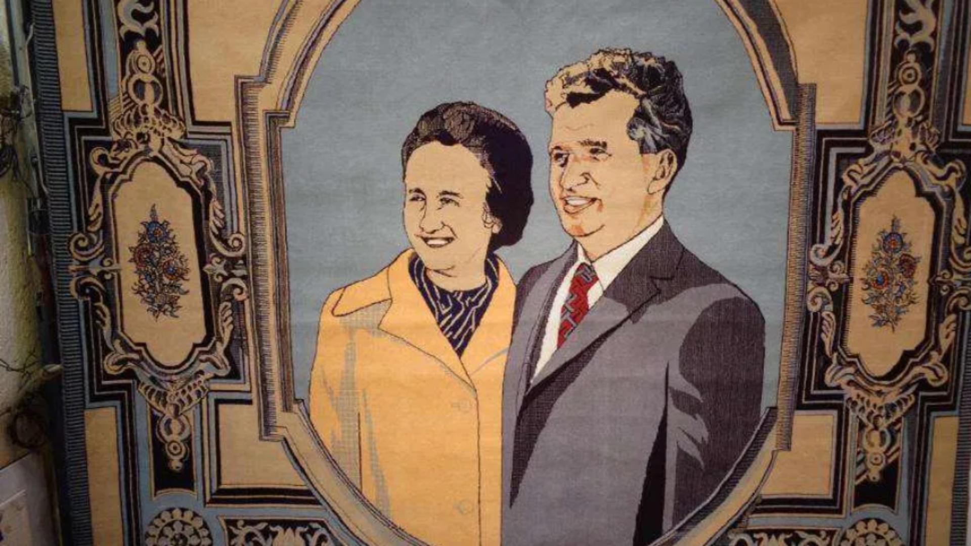 Obiectele familiei Ceaușescu, VÂNDUTE pe internet cu sume colosale - ZECI de mii de euro pe un covor