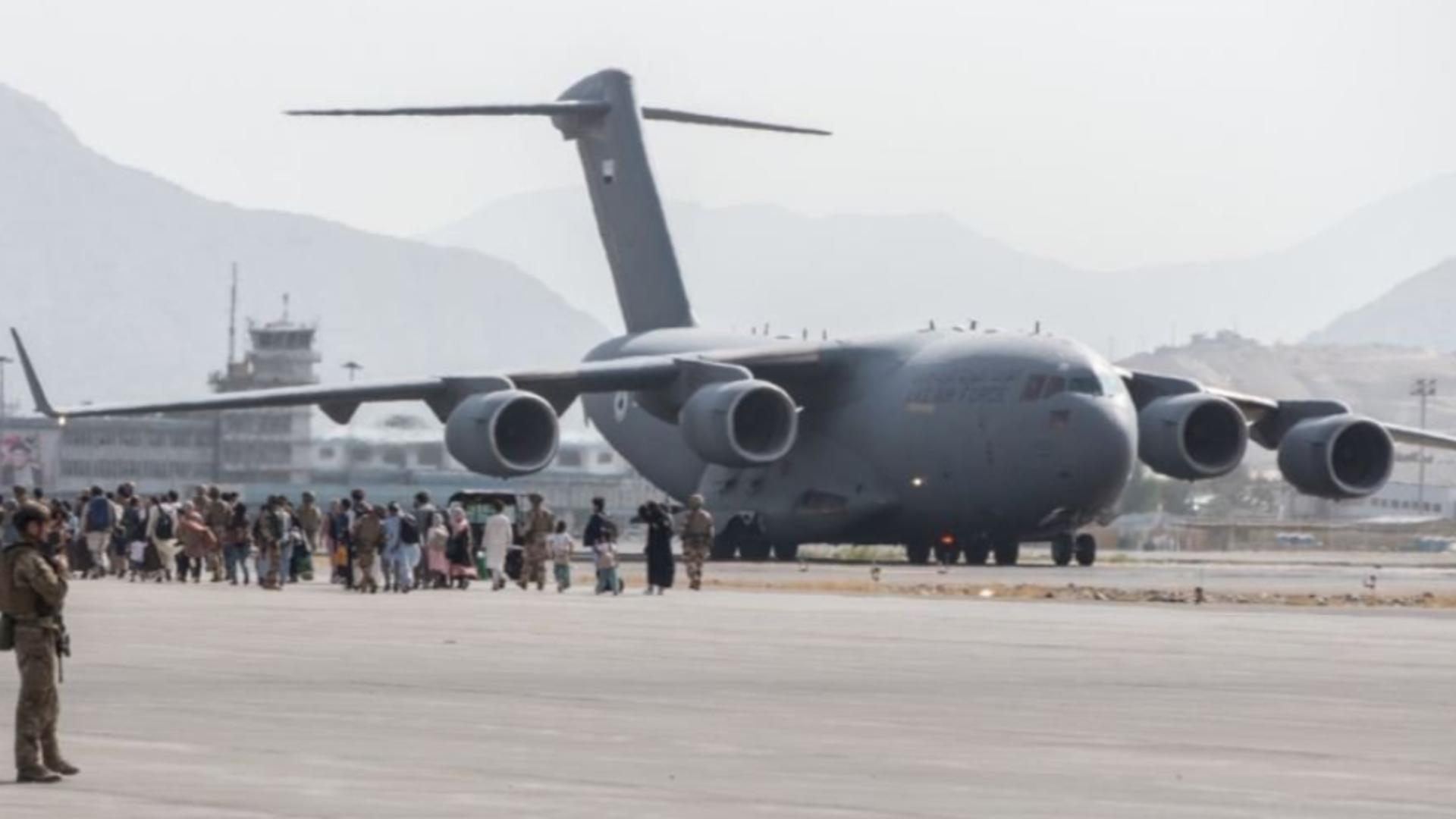 Aeroport Kabul