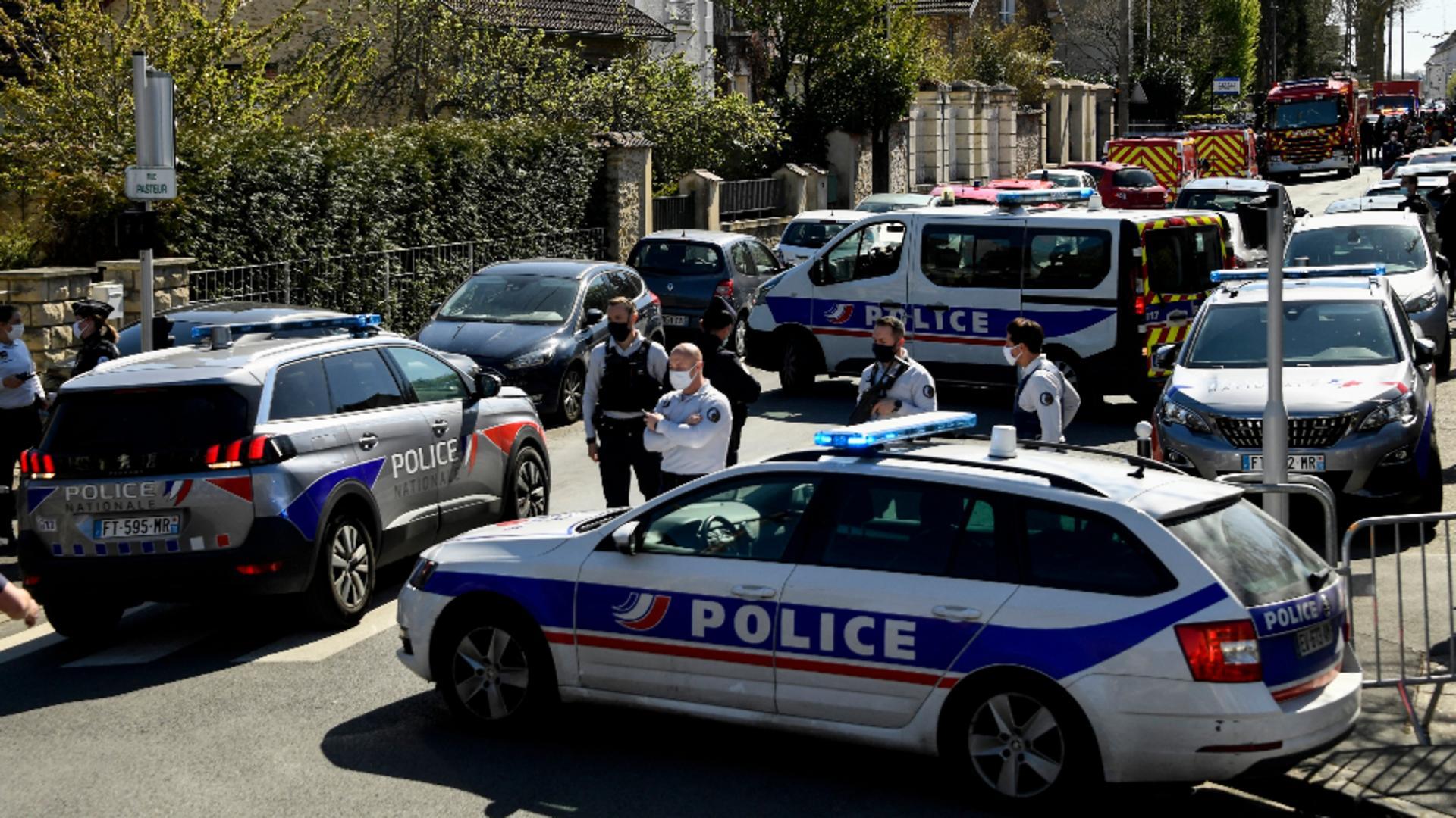 Român împușcat în plină stradă, într-un orășel din Franța. Foto/Profimedia