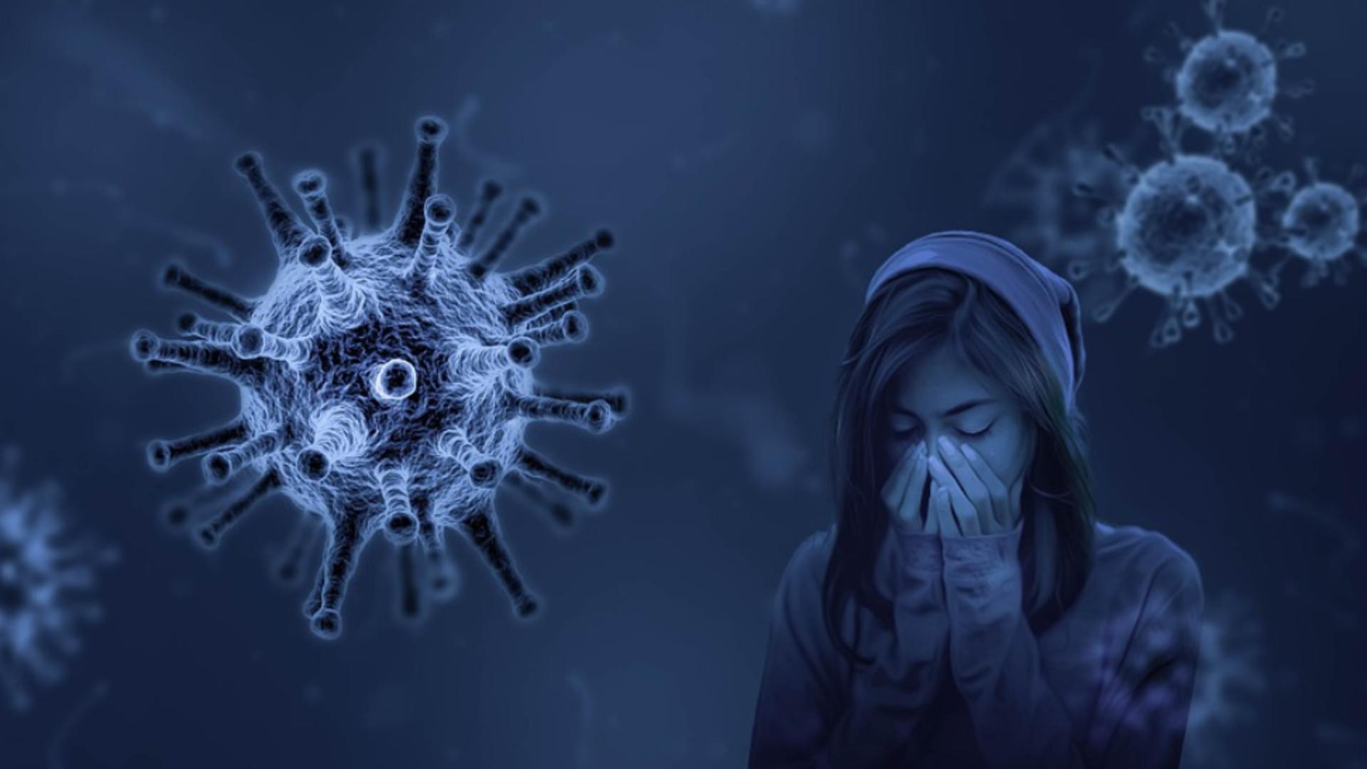 Date despre evoluția pandemiei în țara noastră