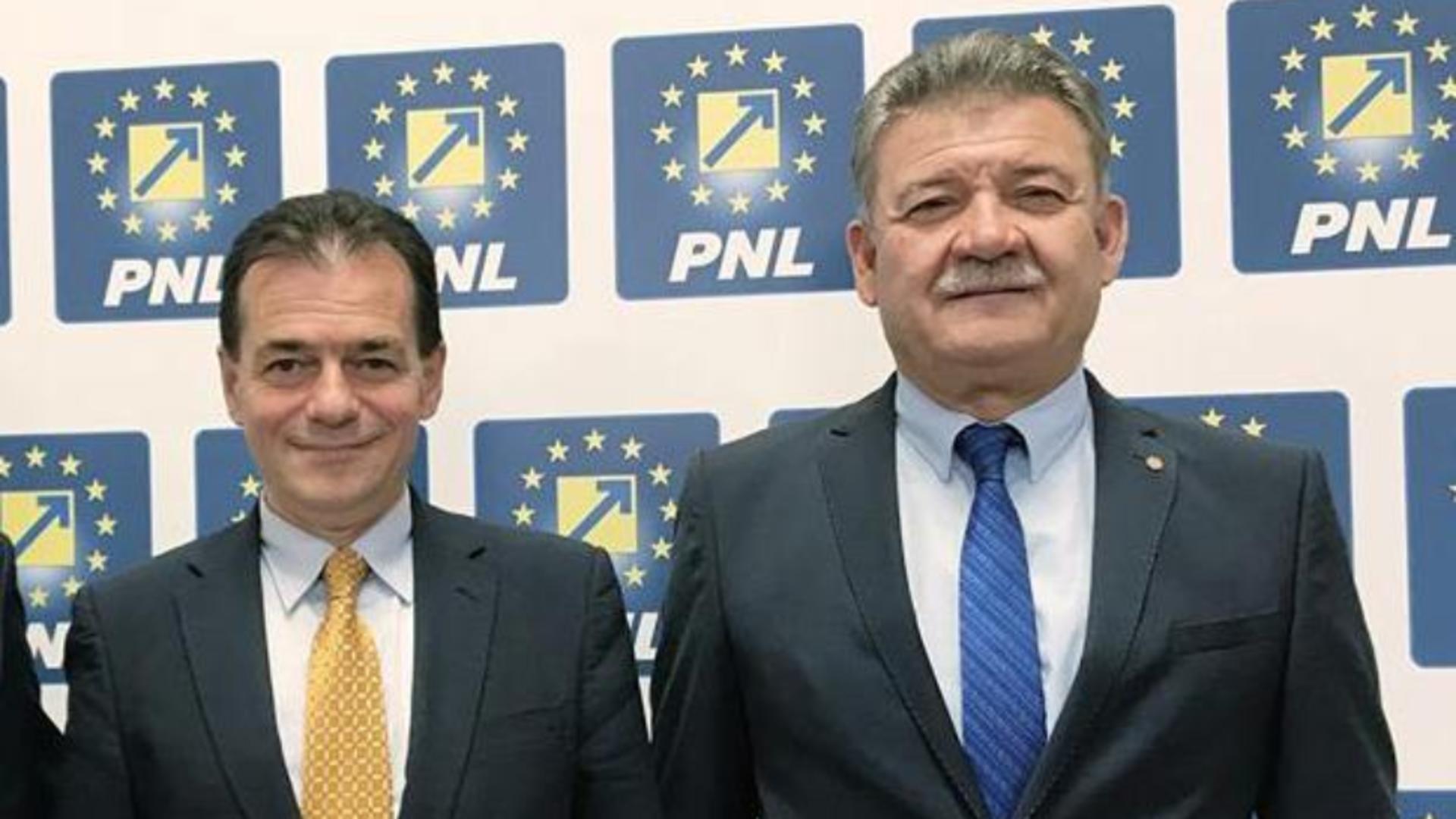 Ludovic Orban și Mircea Hava