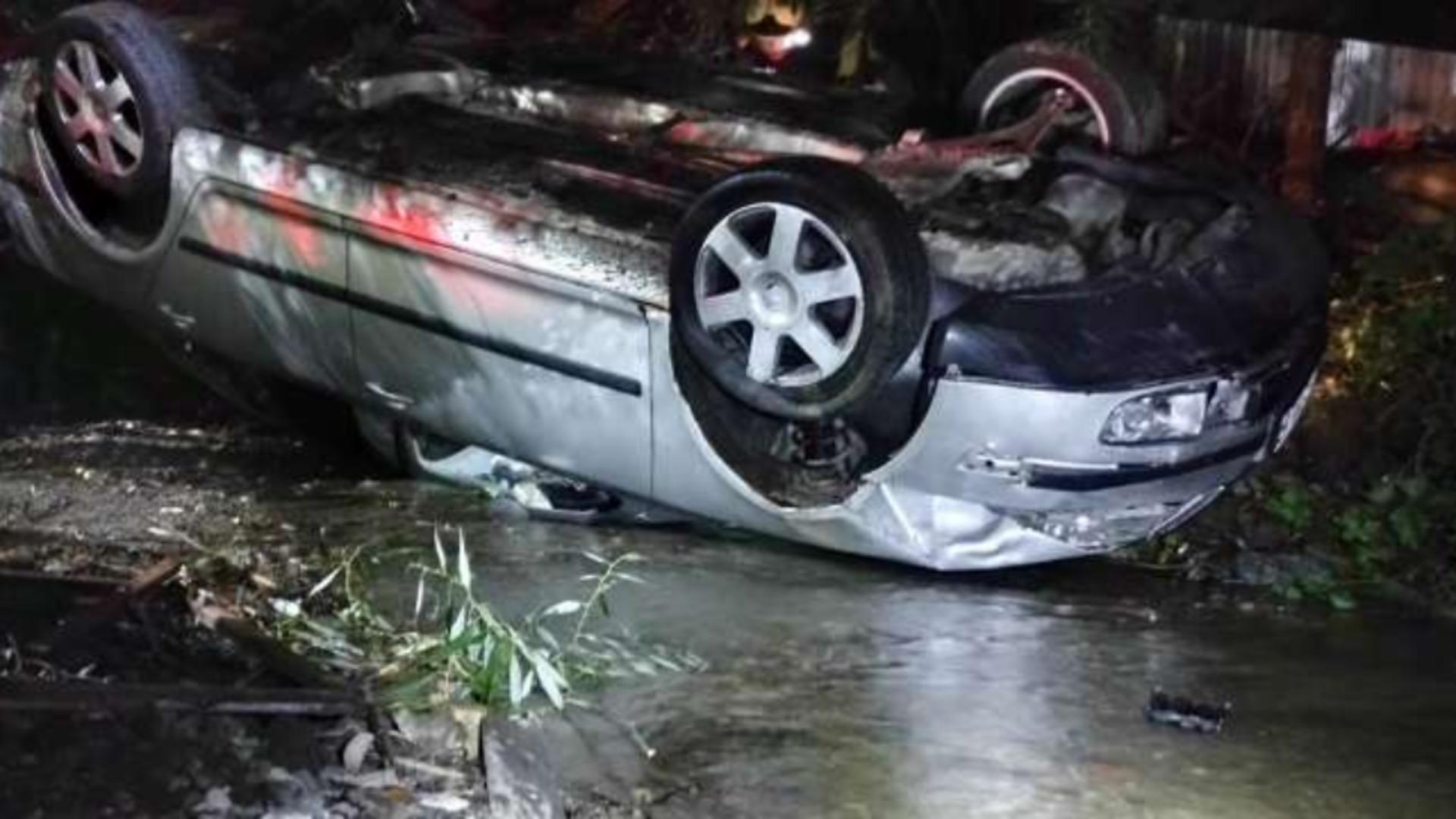 Accident grav, în județul Neamț / Foto: ISU