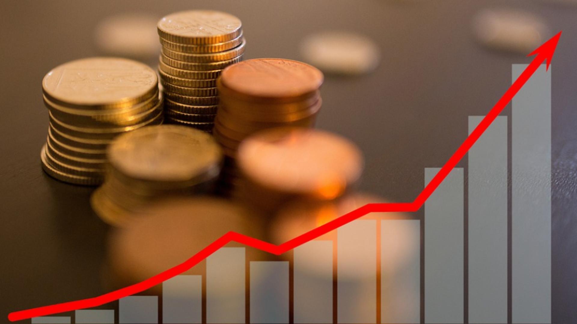 România, în TOPUL scumpirilor din UE - Rata inflației a crescut la 3,8% în ultima lună Foto: Pixabay.com