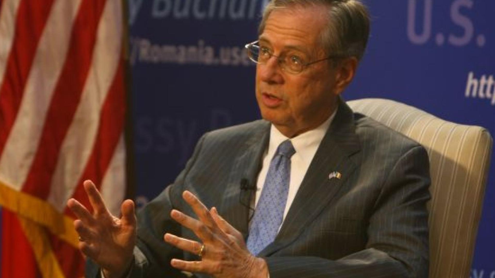 Mark Gitenstein, ambasadorul SUA, statul paralel și Justiția - DOVADA implicării diplomatului