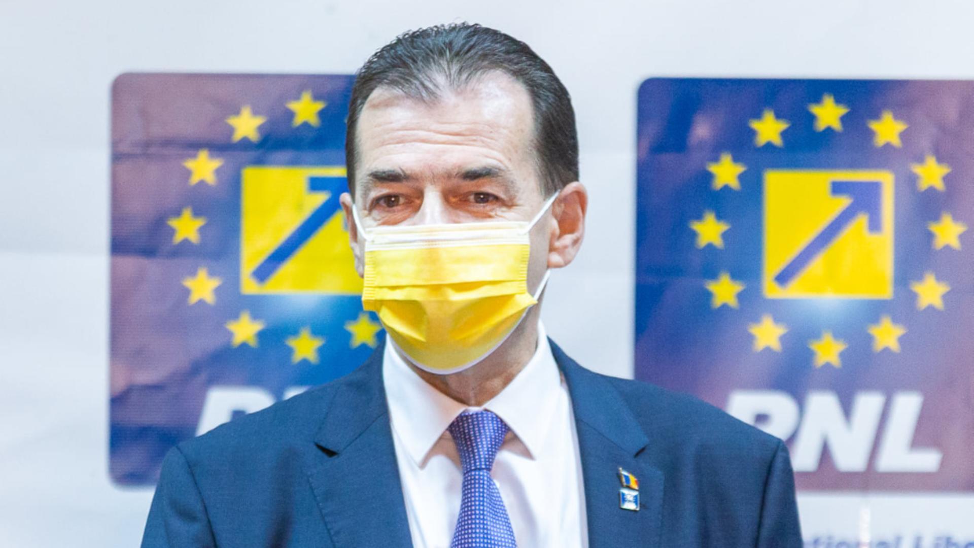 SĂGEȚI liberale înainte de congres: Ludovic Orban, sfaturi pentru Raluca Turcan