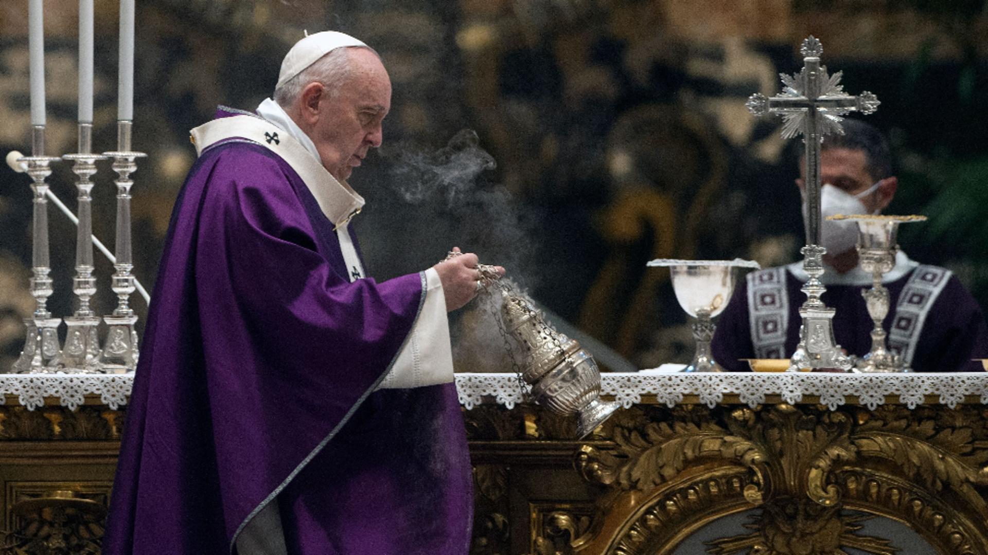 Papa Francisc / Foto: Profimedia
