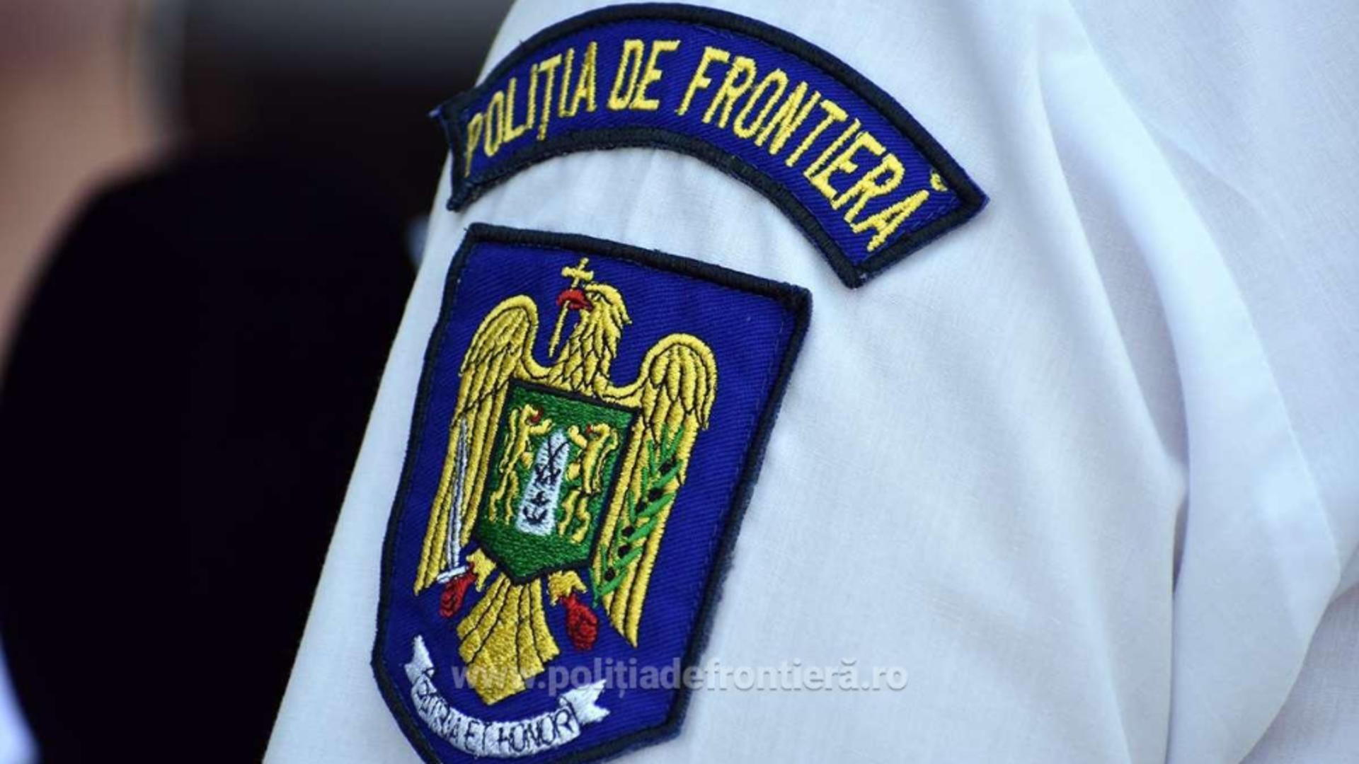 Sursa foto: Poliția de Frontieră Română