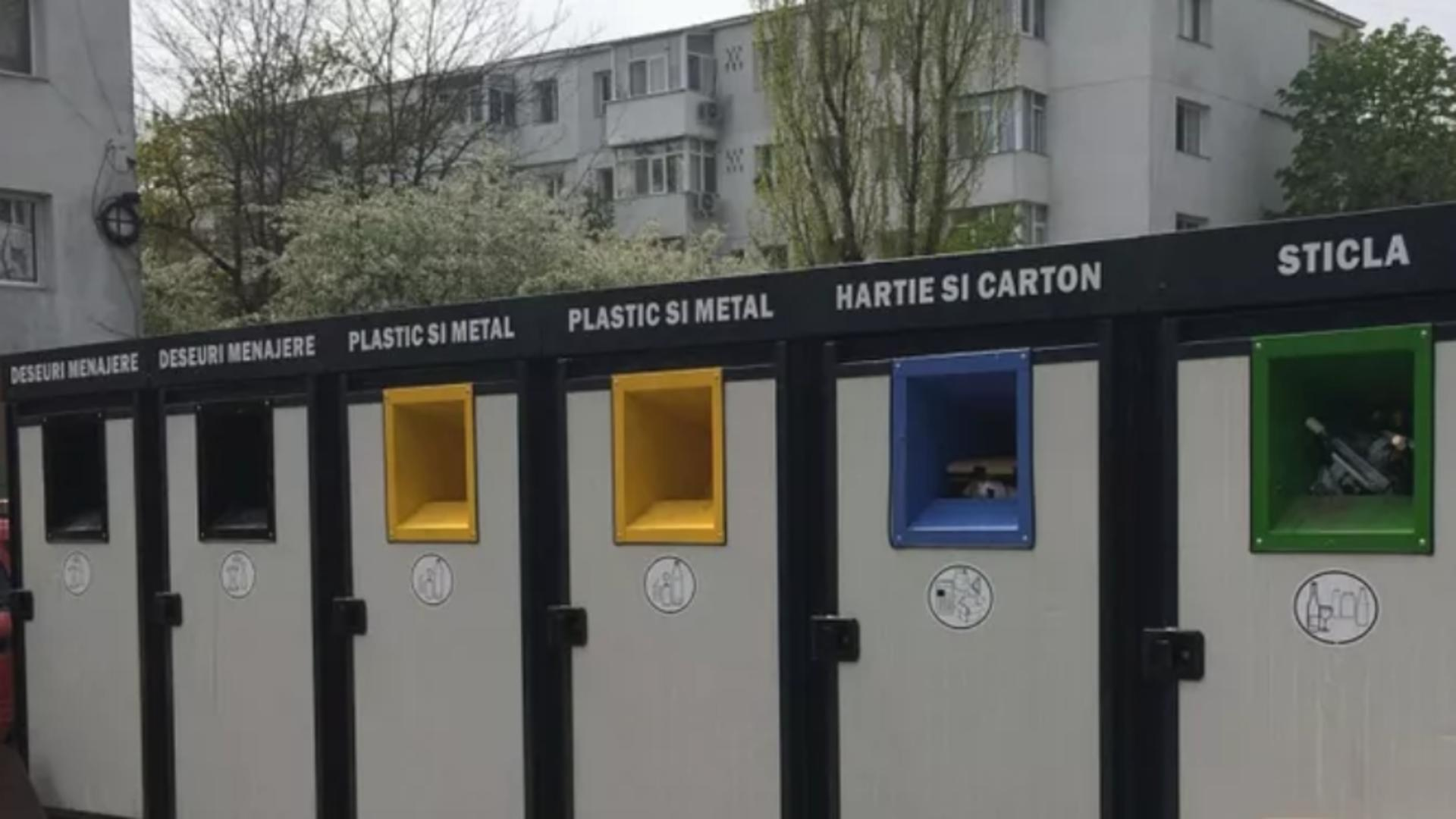 România, codașă la colectarea selectivă a deșeurilor în UE, are un oraș unde decurge bine - Cum au fost convinși oamenii