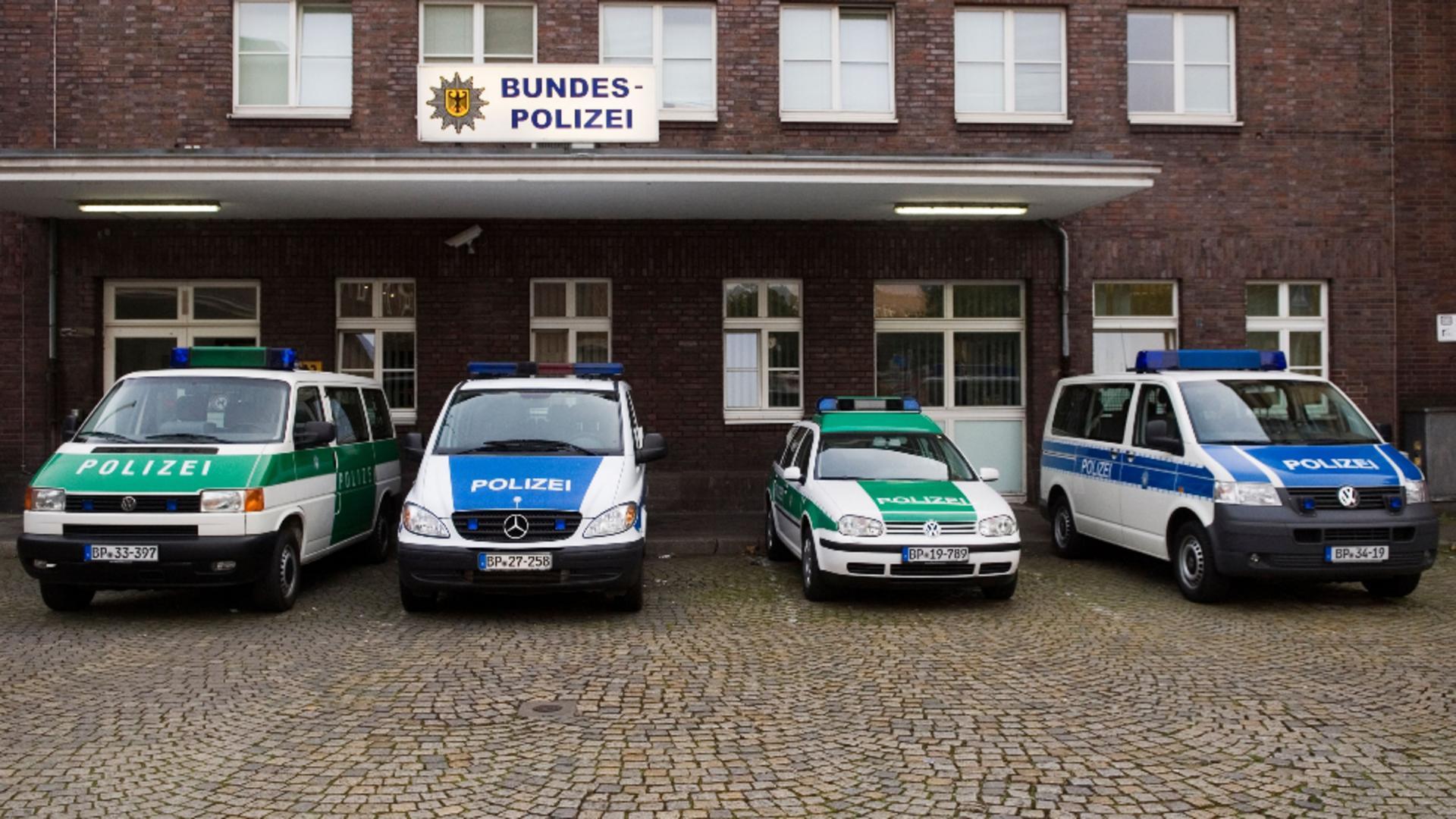 Român mort în secția de poliție, în Germania, după ce a fost prins. Foto/Profimedia