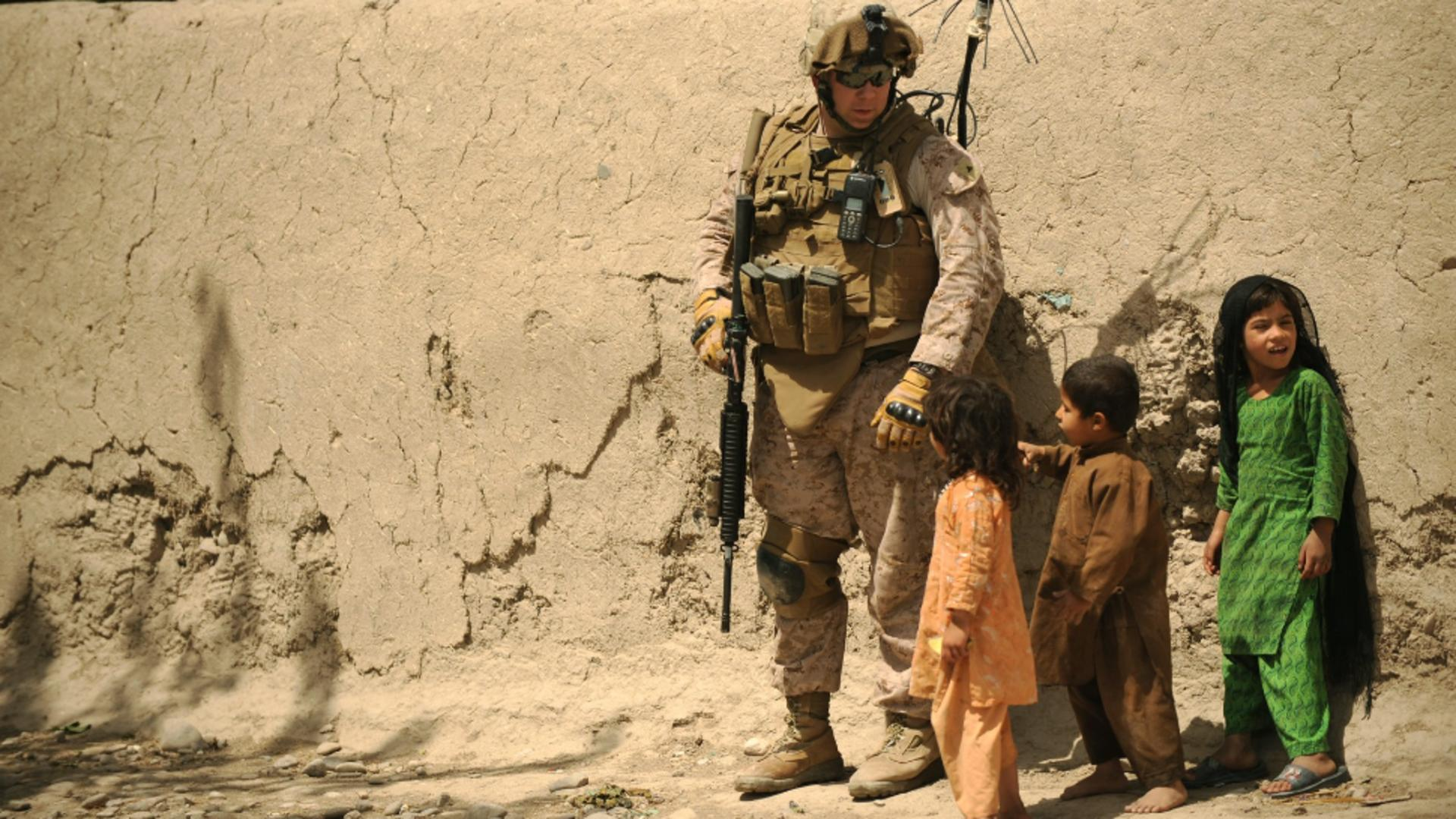 Copii afgani / Foto: ProfiMedia