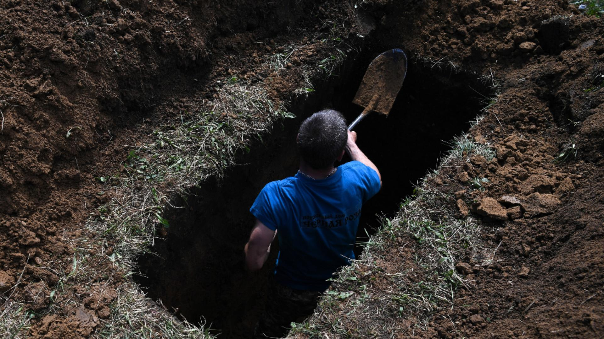 Ce au găsit în mormântul unui bărbat mort de 15 ani / Foto: Profi Media