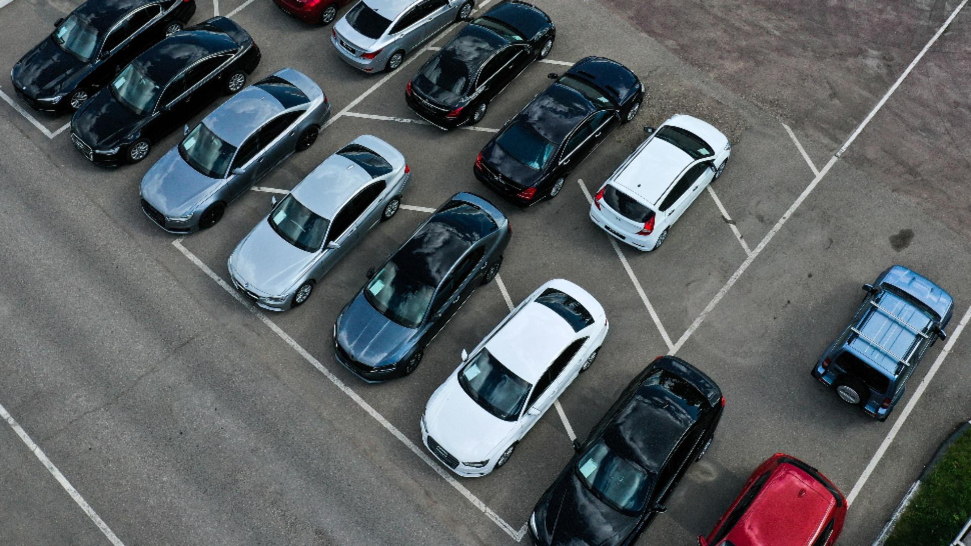 Noi mașini scoase la vânzare de ANAF / Foto: Profi Media, Valery Sharifulin/TASS