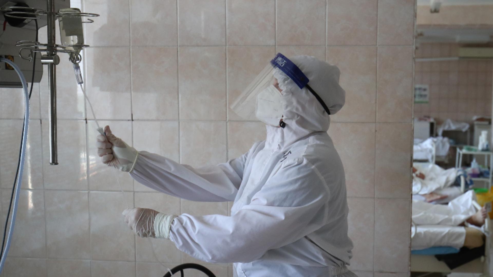 Bilanț coronavirus 19 august / Foto: Profi Media