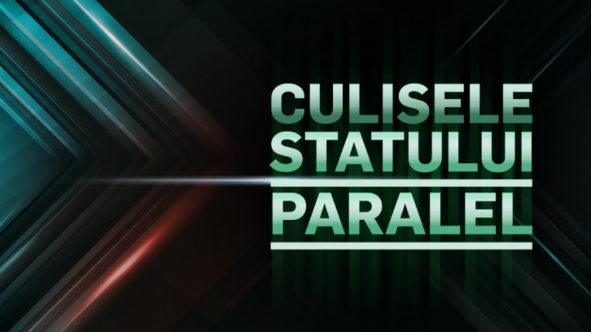 Culisele Statului paralel