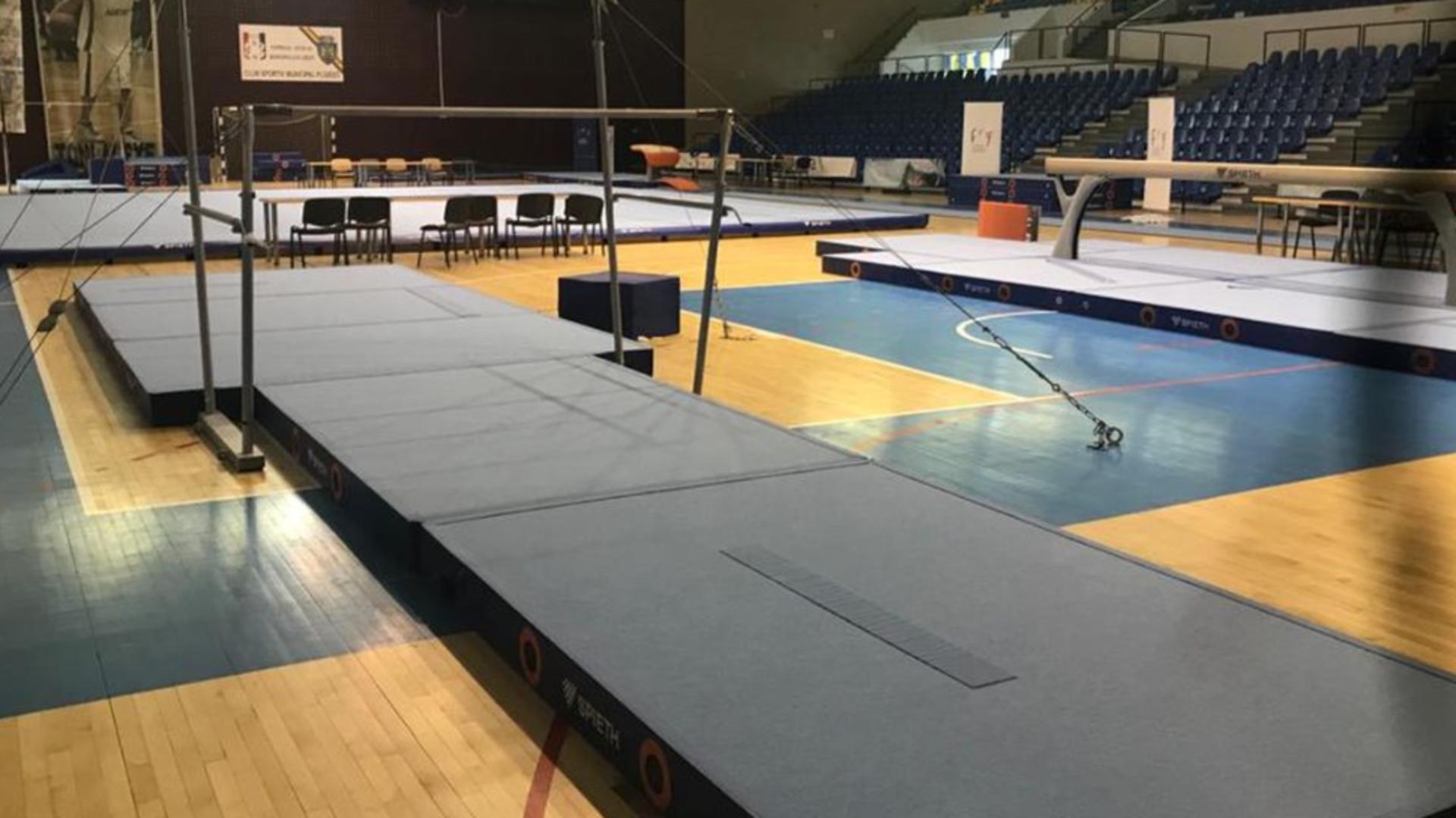 Sală de gimnastică