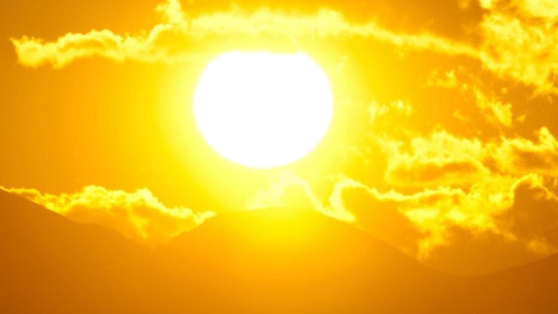Prognoza meteo 16 august: val de CANICULĂ. Temperaturile urcă la 38 de grade