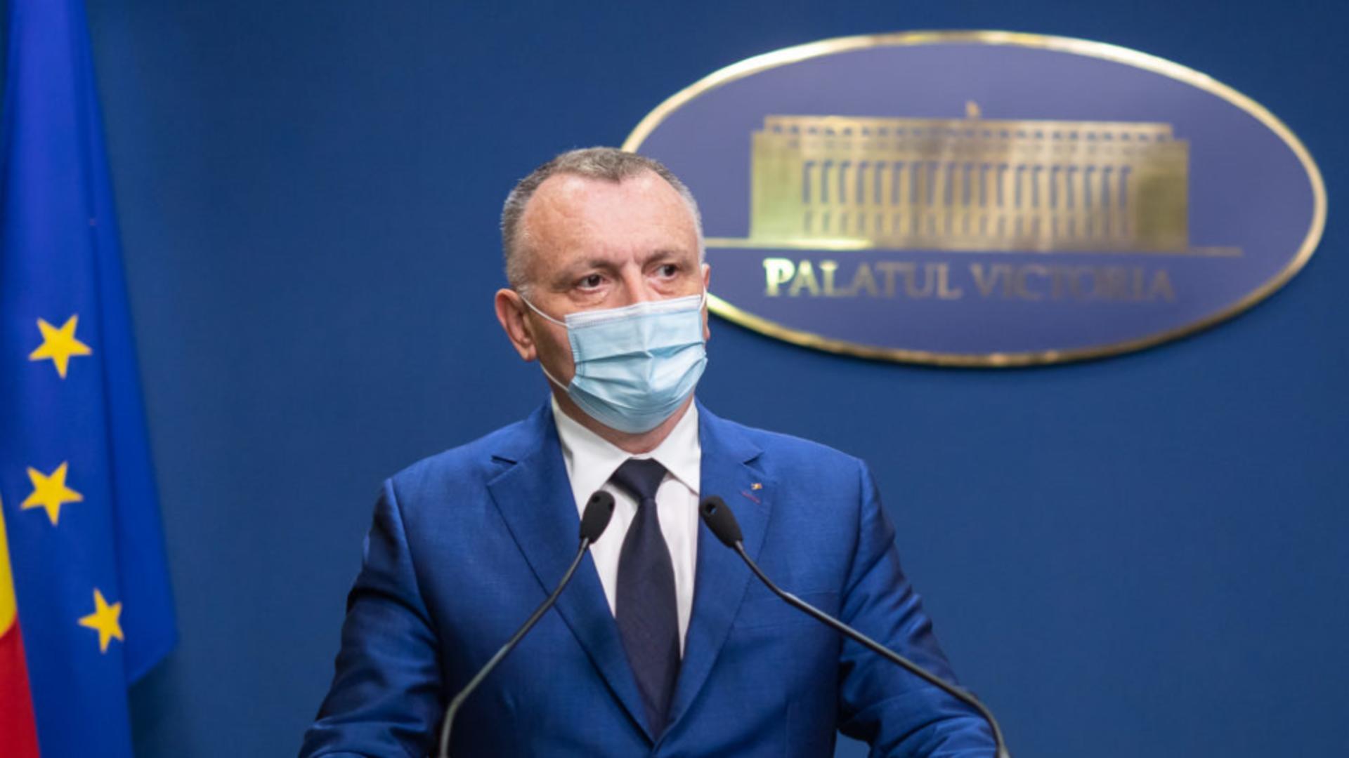 Sorin Cîmpeanu - ministrul Educației