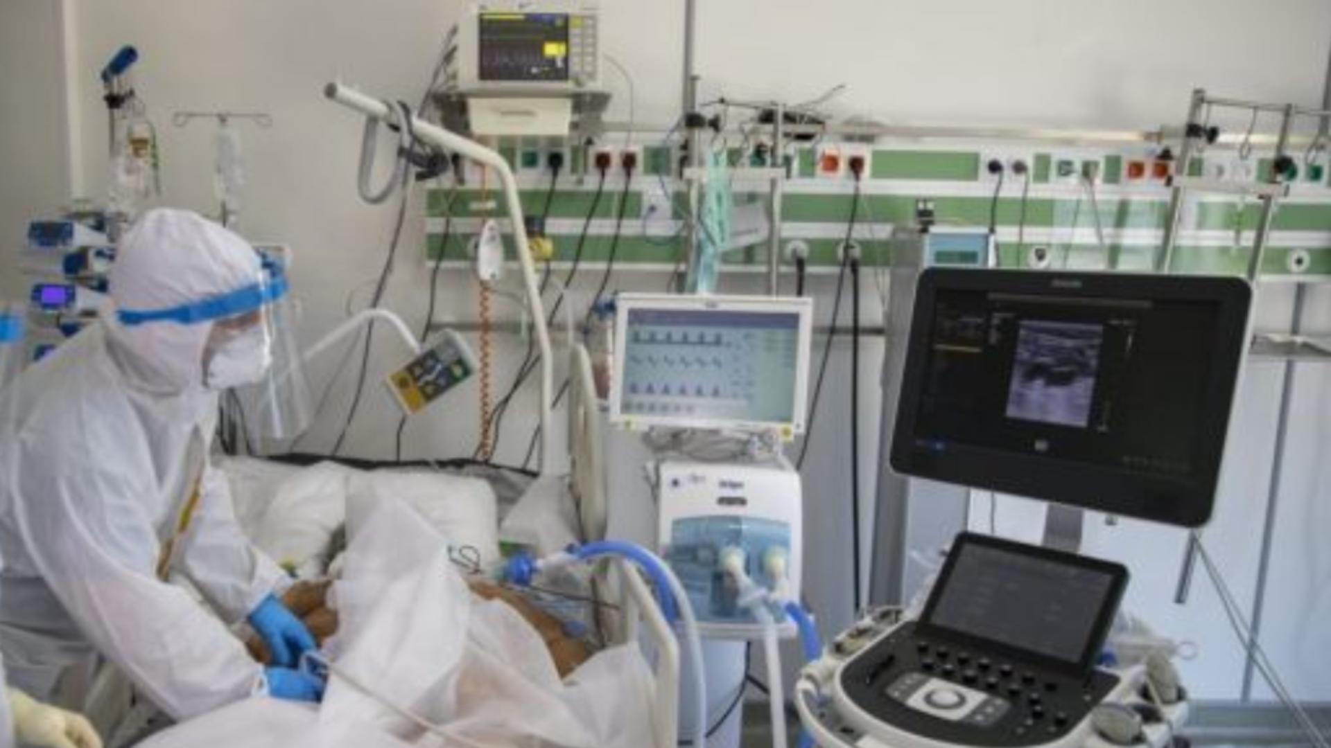 Infectările, în creștere în Iași – Spitalul de Boli Infecțioase Iași tratează EXCLUSIV bolnavi COVID-19