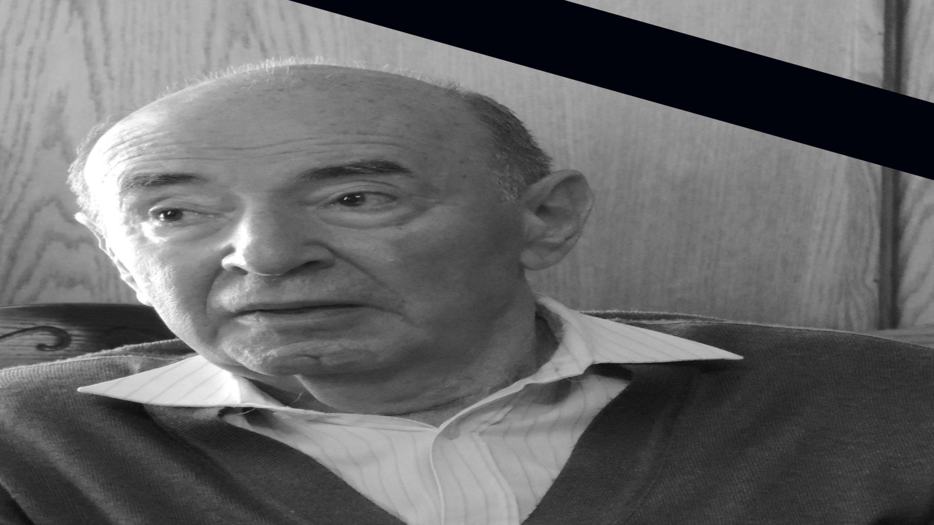 A decedat Ștefan Cazimir, filolog de vază contemporan. Foto/Facebook