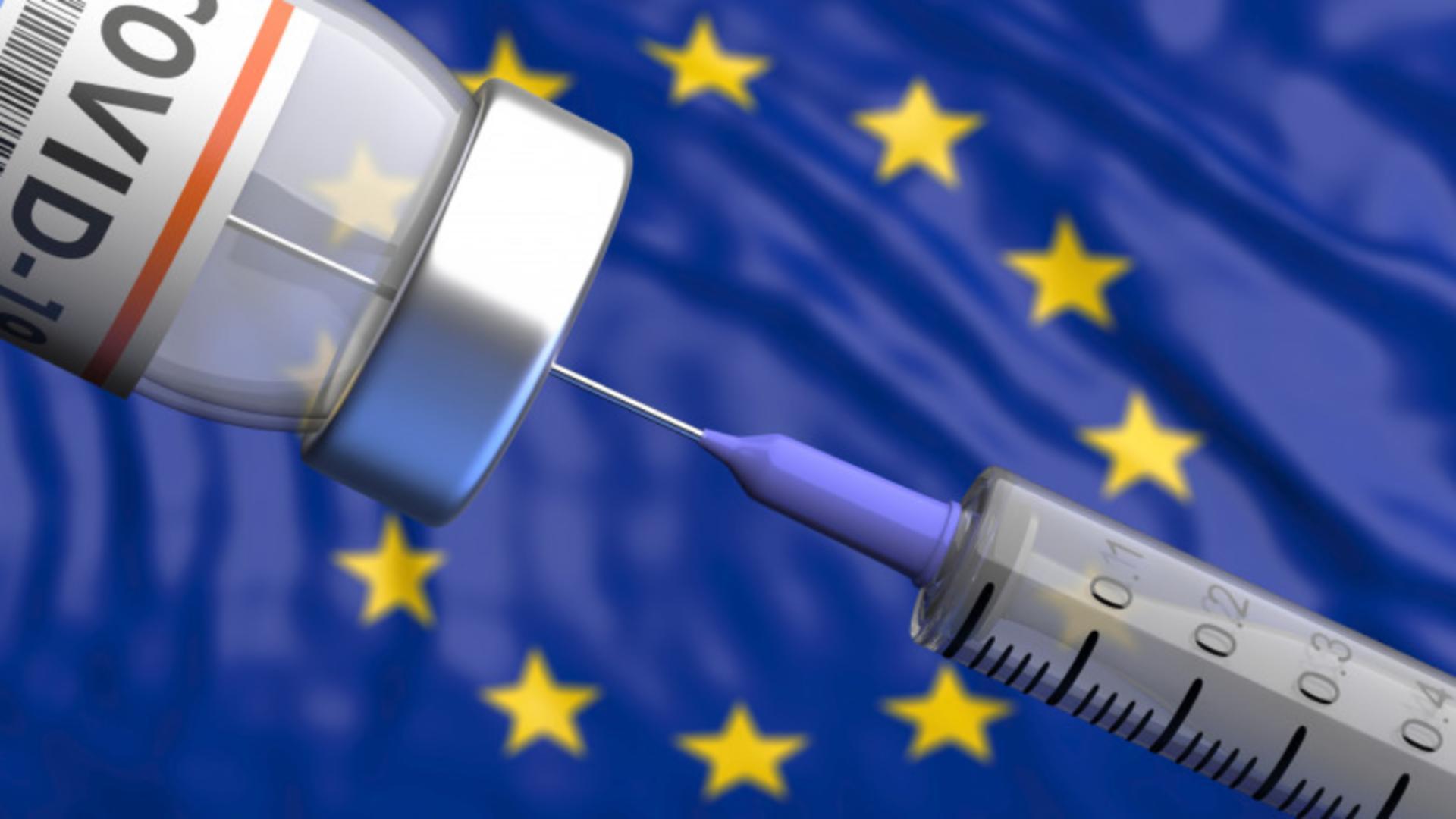 A treia doză de vaccin anti-Covid, recomandată de EMA