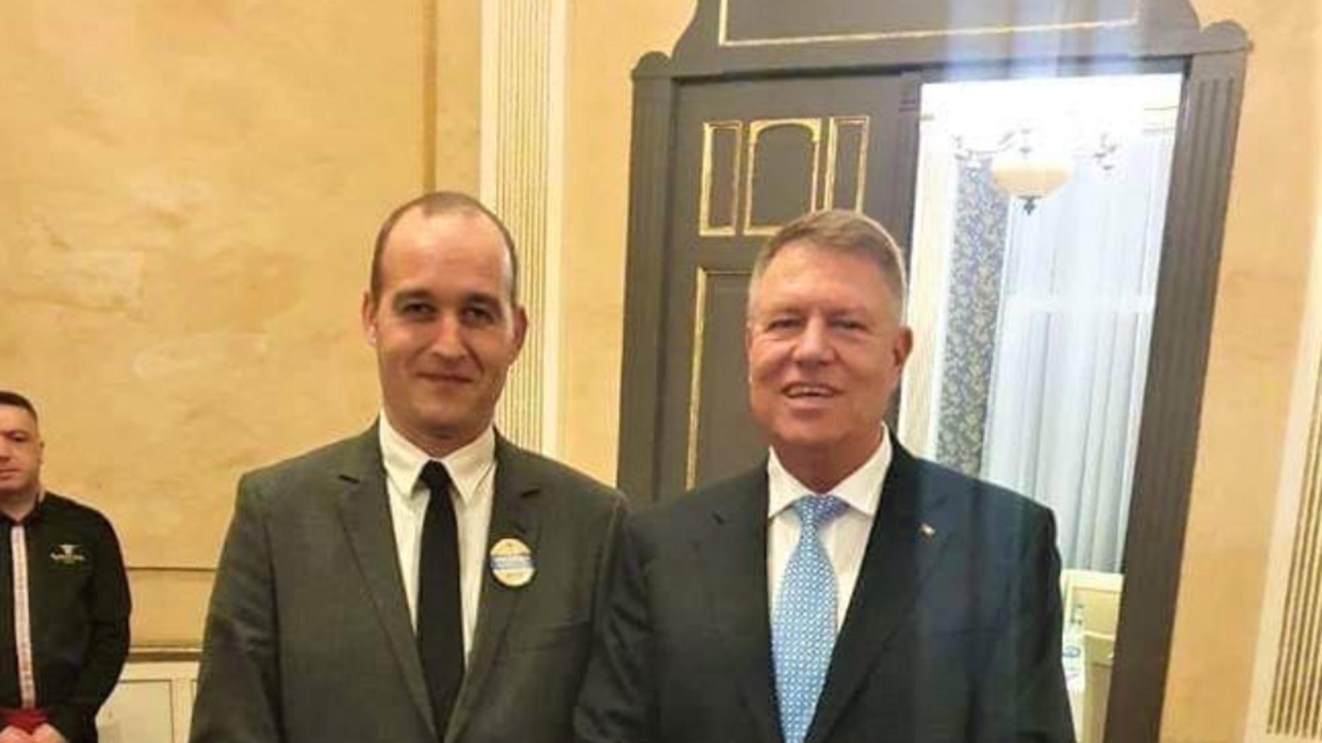 Dan Vilceanu su Klaus Iohannis