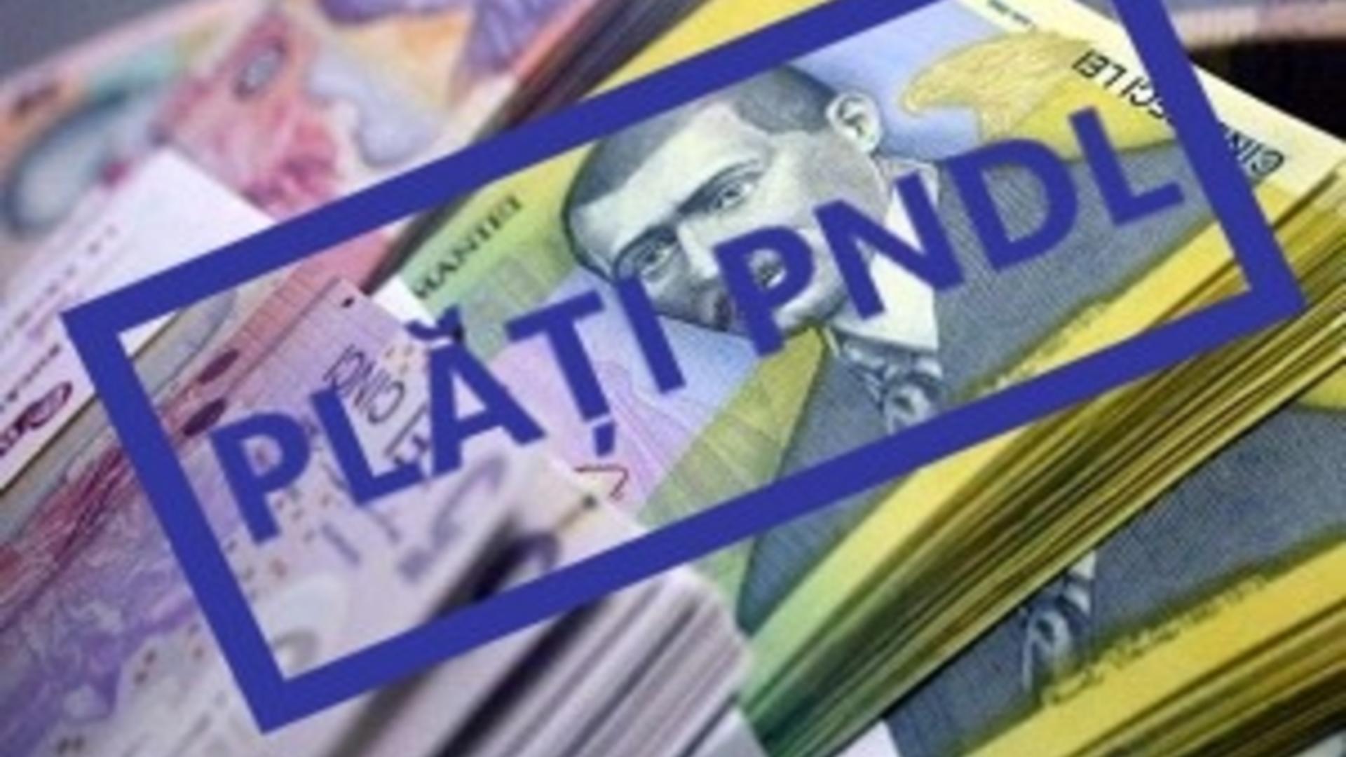 Fonduri program Planul Național de Dezvoltare Locală (PNDL)