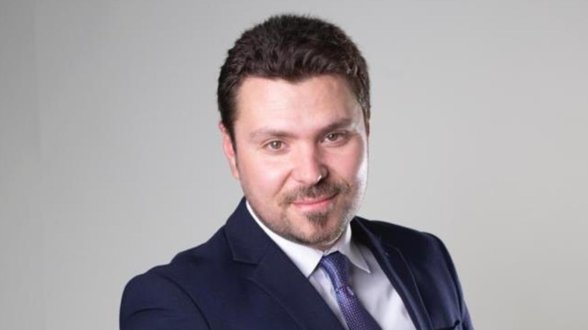 Bogdan Andrei Loghin. Foto: captură Facebook