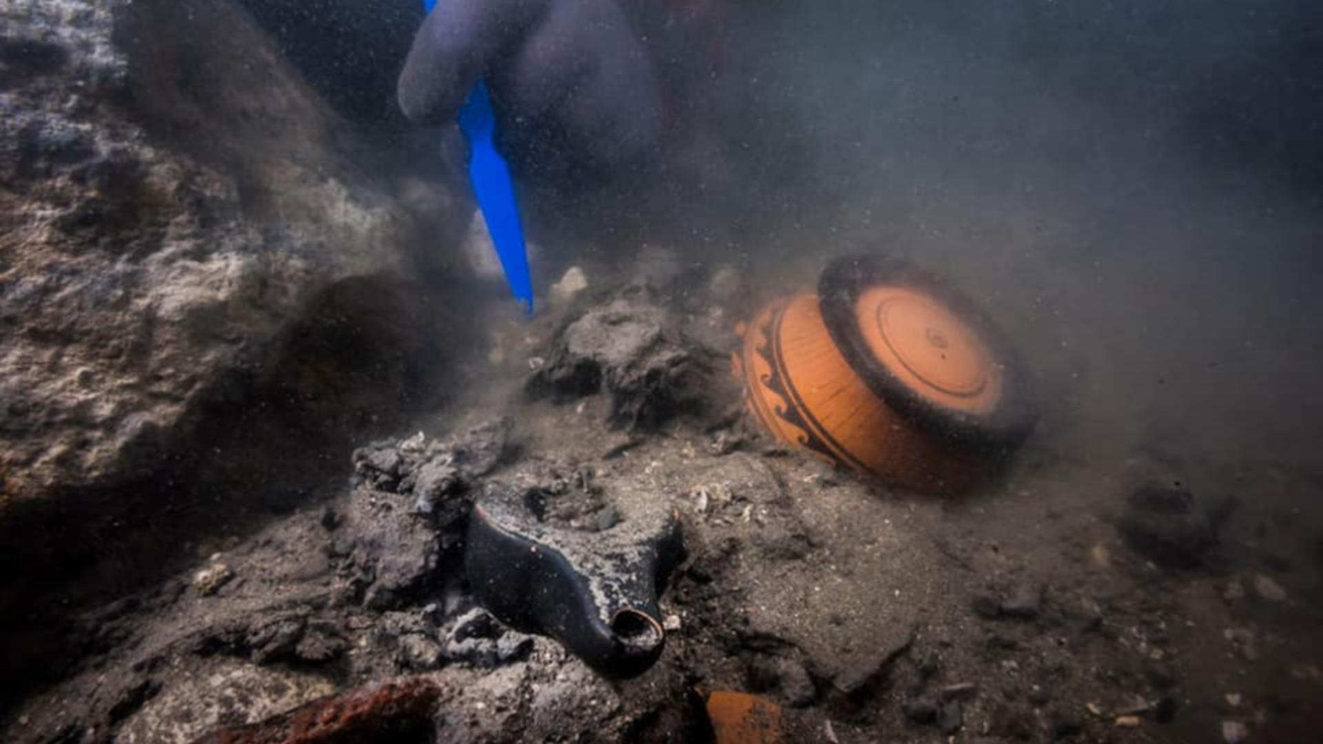 Descoperiri fabuloase, într-un oraș egiptean scufundat