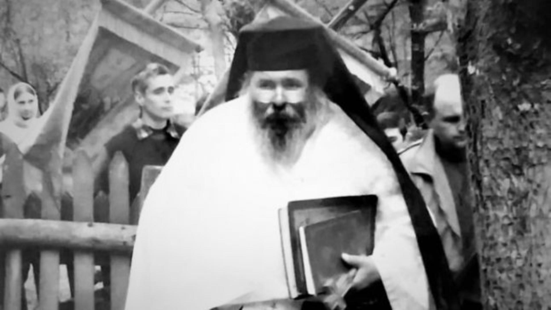 Doliu în lumea bisericească: un fost stareț al Mănăstirii Peștera Sfântului Andrei a murit