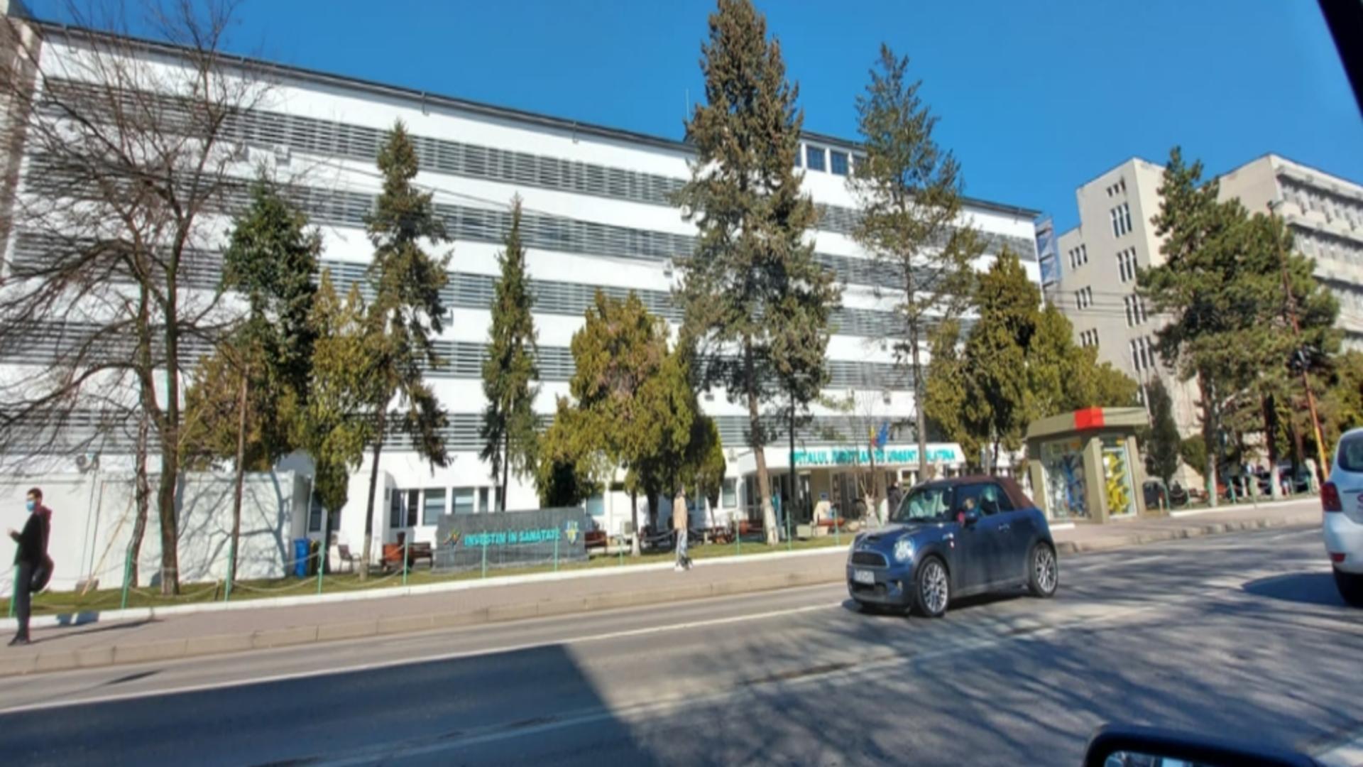 Spitalului Judeţean de Urgenţă Slatina