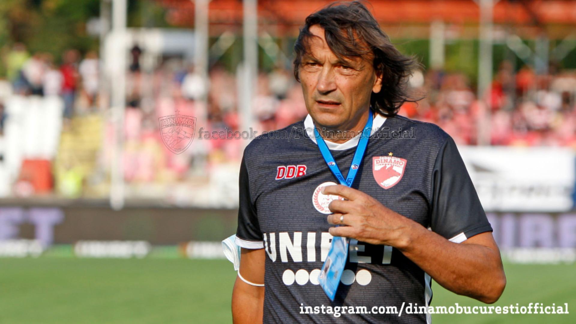 Bonetti întoarce armele împotriva lui Dinamo! Iuliu Mureșan a dat ultimele detalii din Ștefan cel Mare