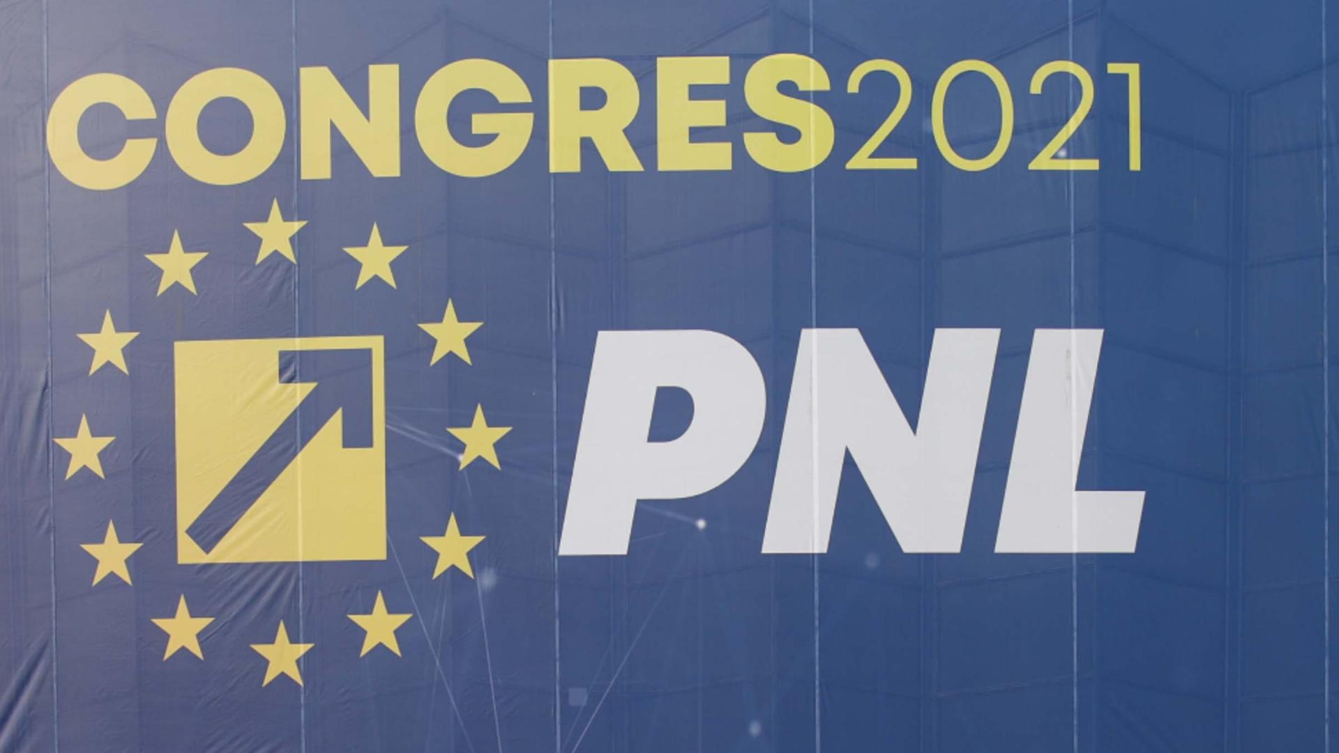 Congres PNL, 25 septembrie 2021 Foto: INQUAM/Octav Ganea