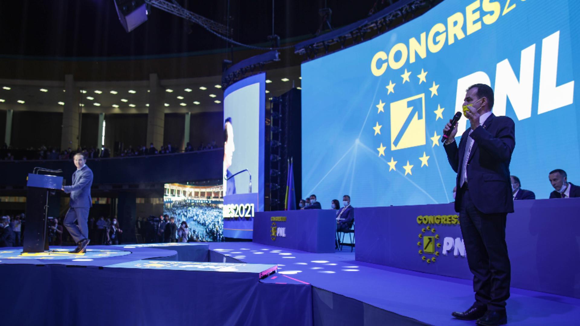 Congres PNL. Foto: Inquam / Octav Ganea
