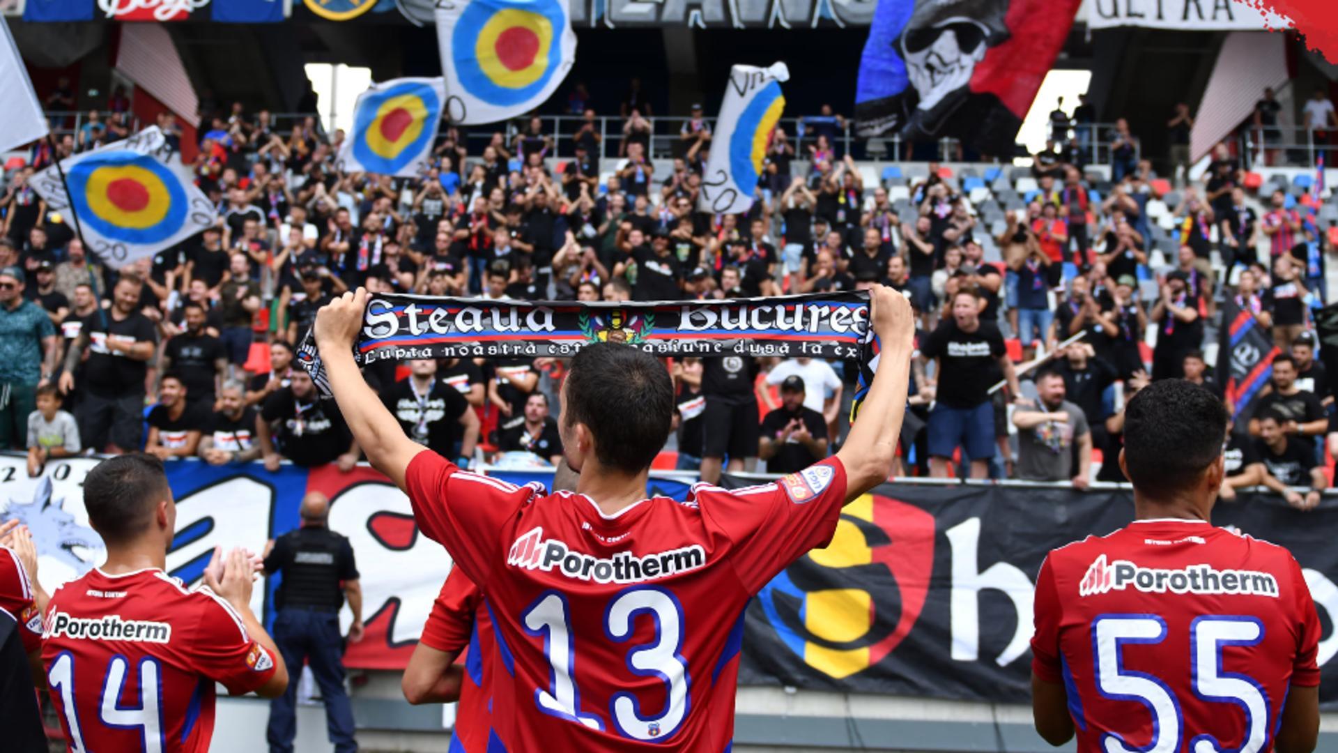 """Anunț dezastruos pentru cei de la CSA Steaua: """"Acolo nu sunt oameni pricepuți. Nu o să reziste!"""""""