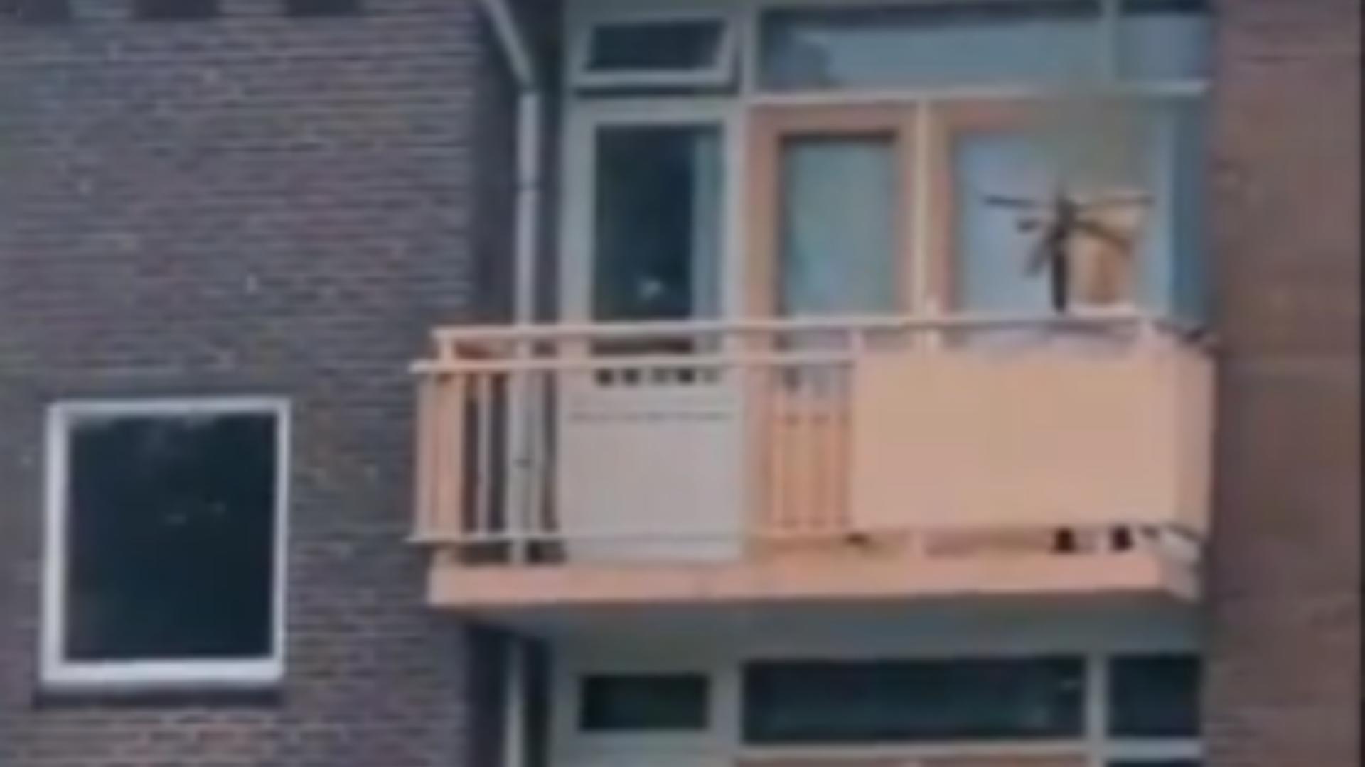 Atac Olanda. Foto: captură Twitter