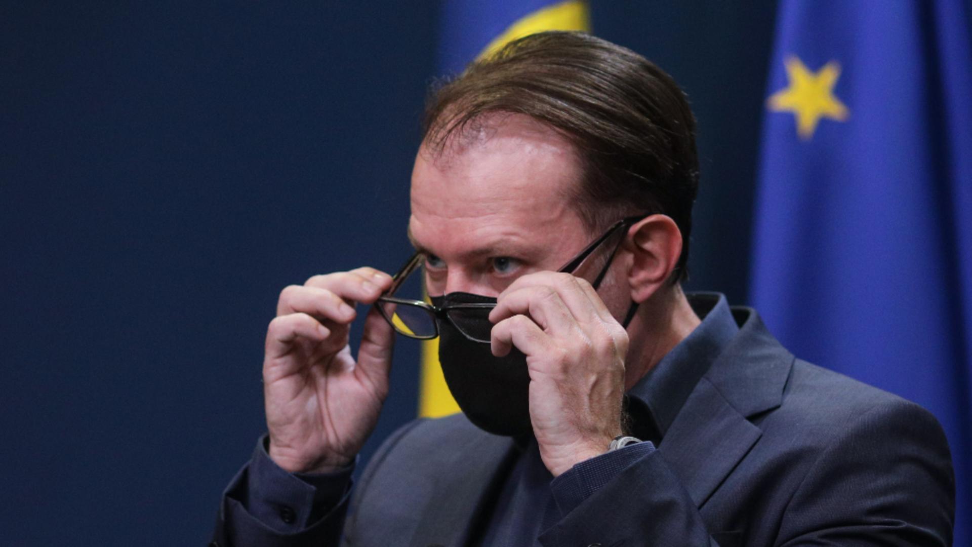 Explozie de infectări Covid, Cîțu nu vede probleme: Congresul PNL nu se amână / Foto: Inquam