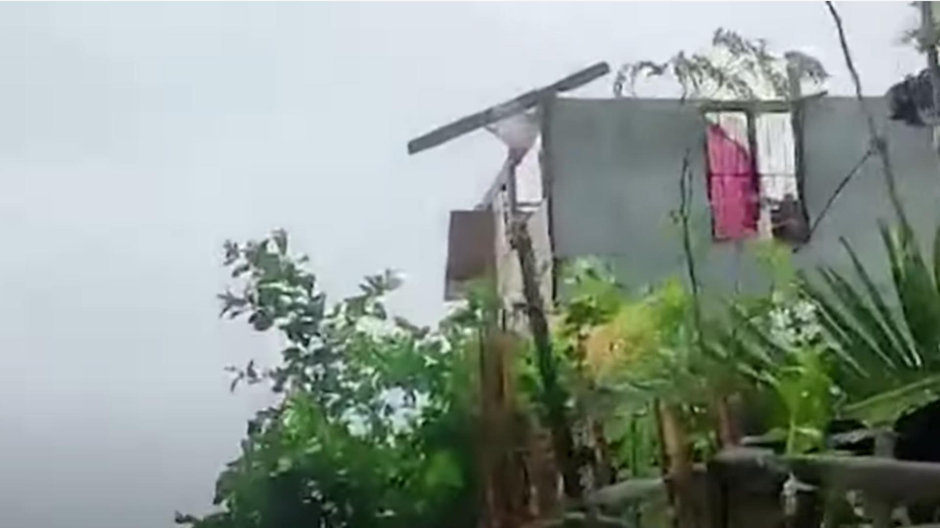 Dezastru în Filipine. Foto: captură YouTube