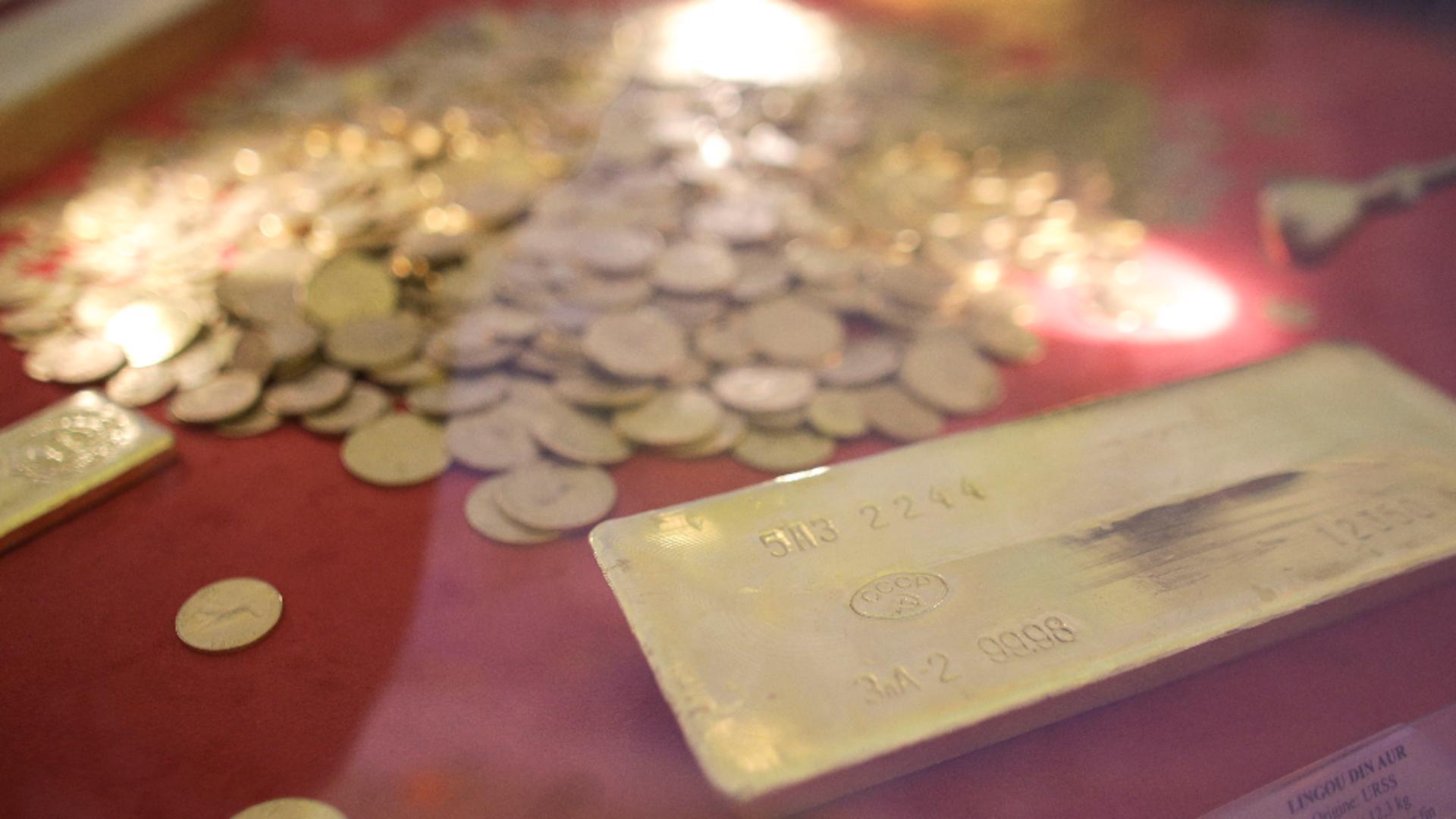 BNR lansează o nouă monedă / Foto: Inquam Photos