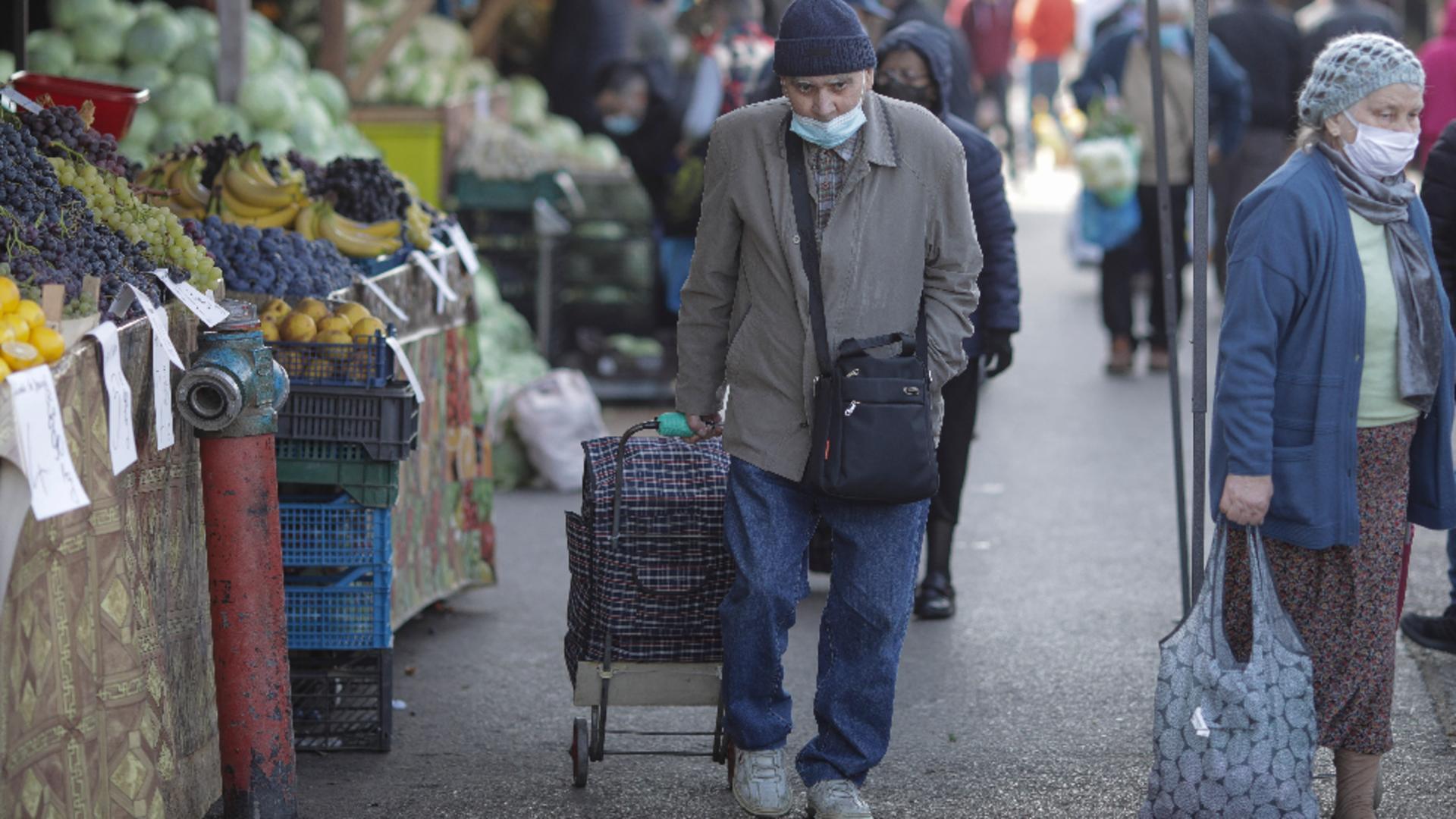 Fostul ministru al Muncii, Olguța Vasilescu: Pensiile vor scădea / Foto: Inquam Photos