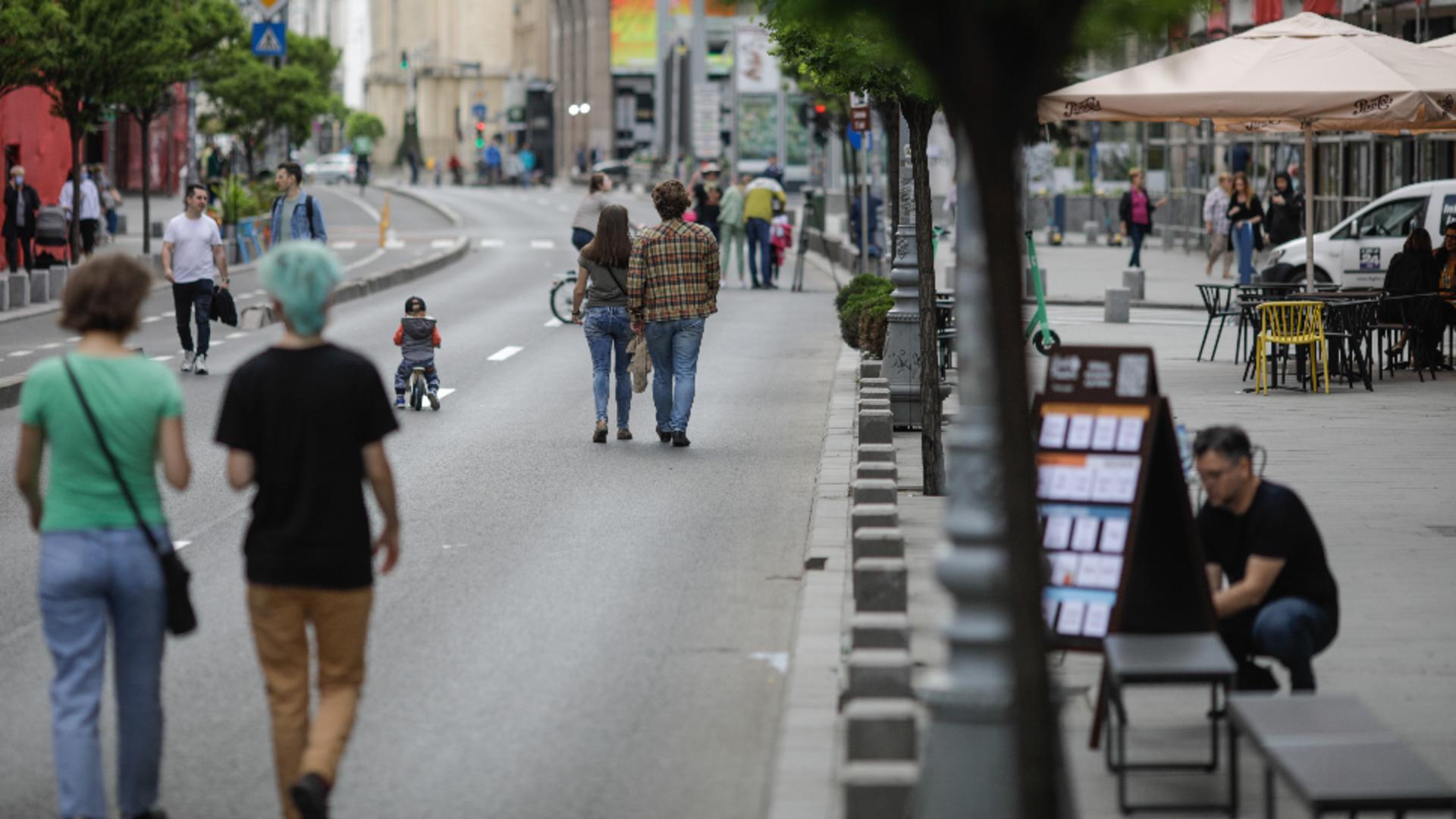 Străzi deschise / Foto: Inquam Photos, George Călin