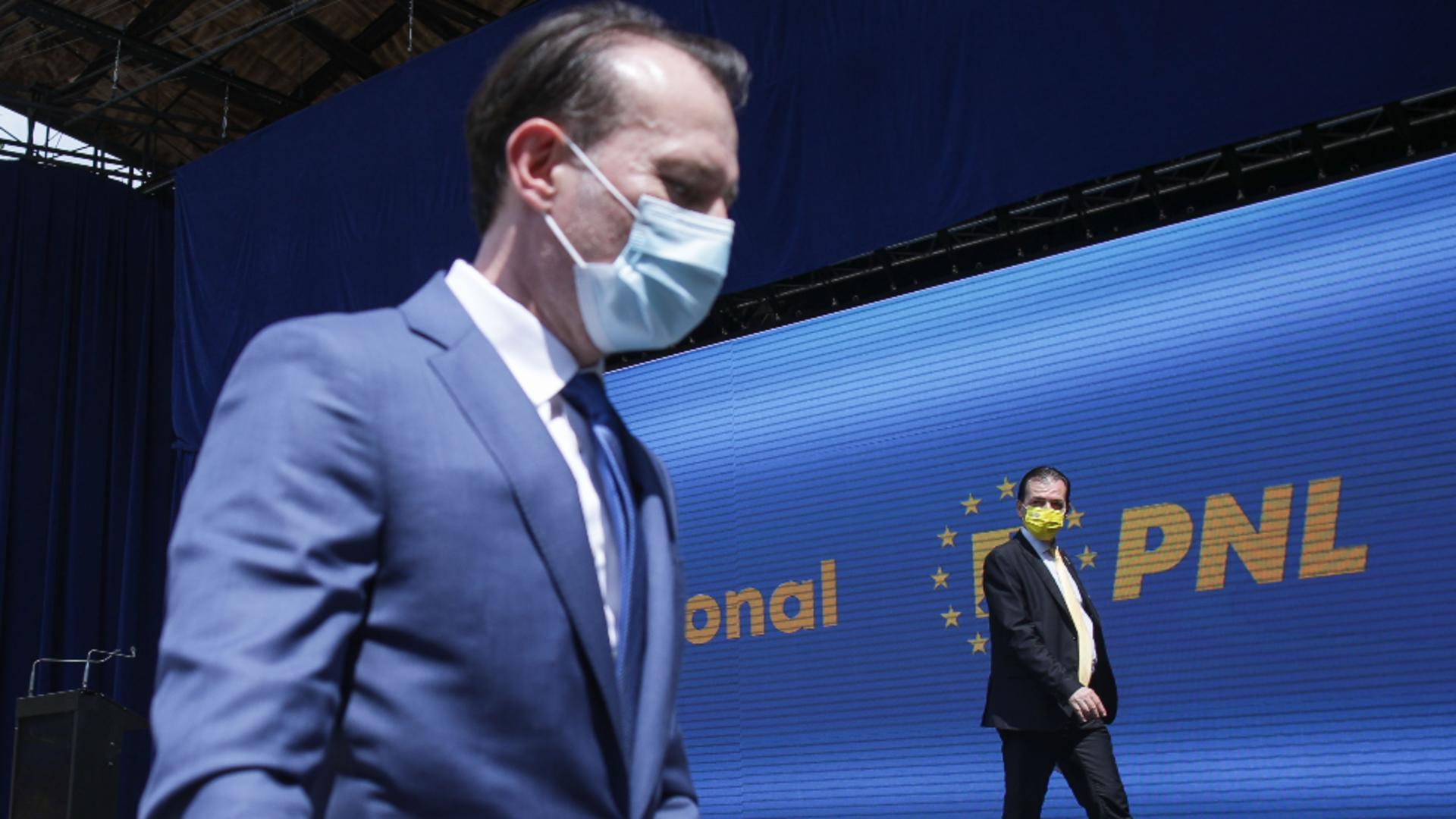 Orban, indicații despre cum ar trebui votat viitorul președinte al PNL. Foto/Inquam