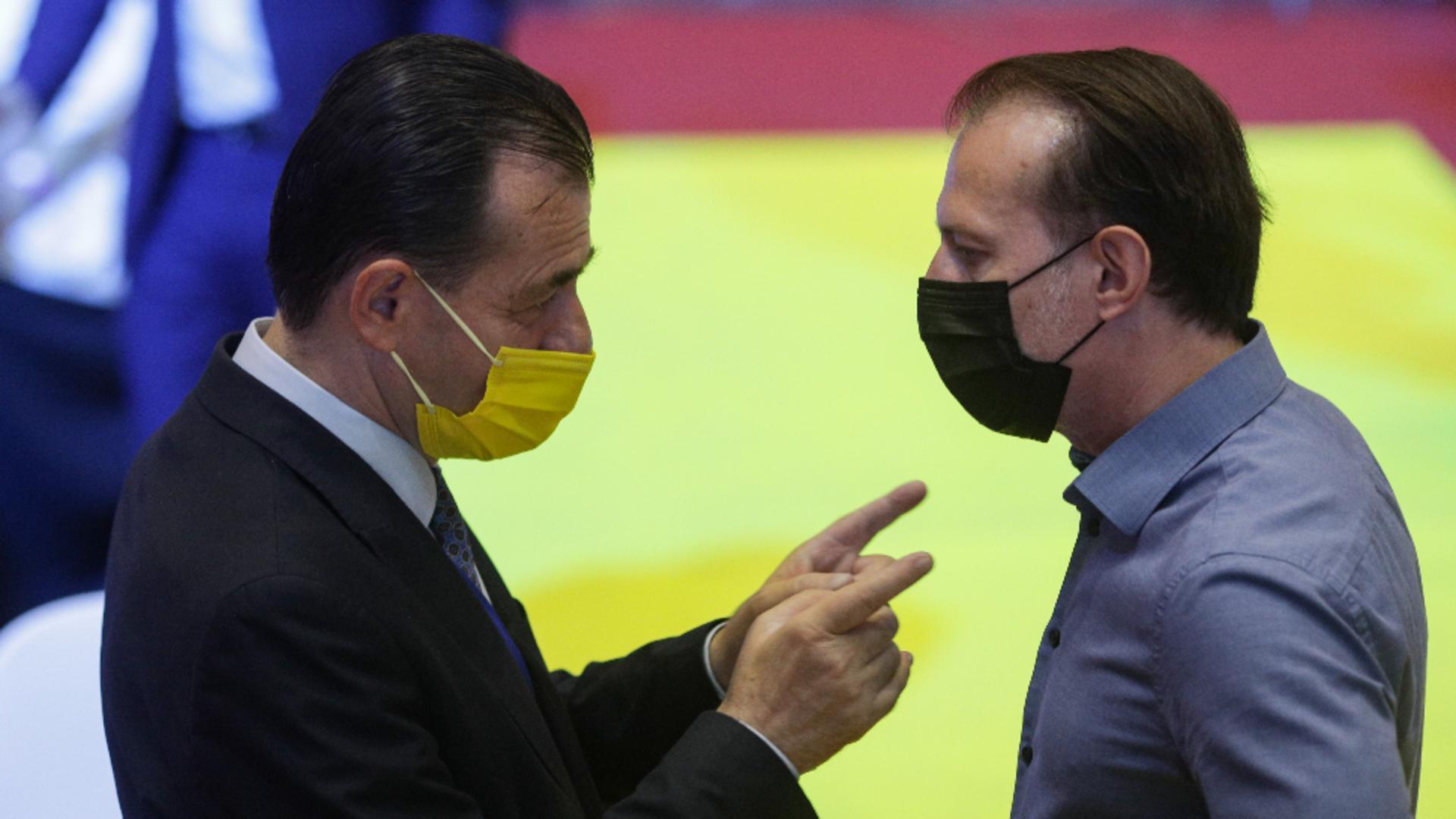 """Ludovic Orban, despre Florin Cîțu: """"Cel mai mult s-a schimbat după ce a decis să candideze la șefia PNL"""""""