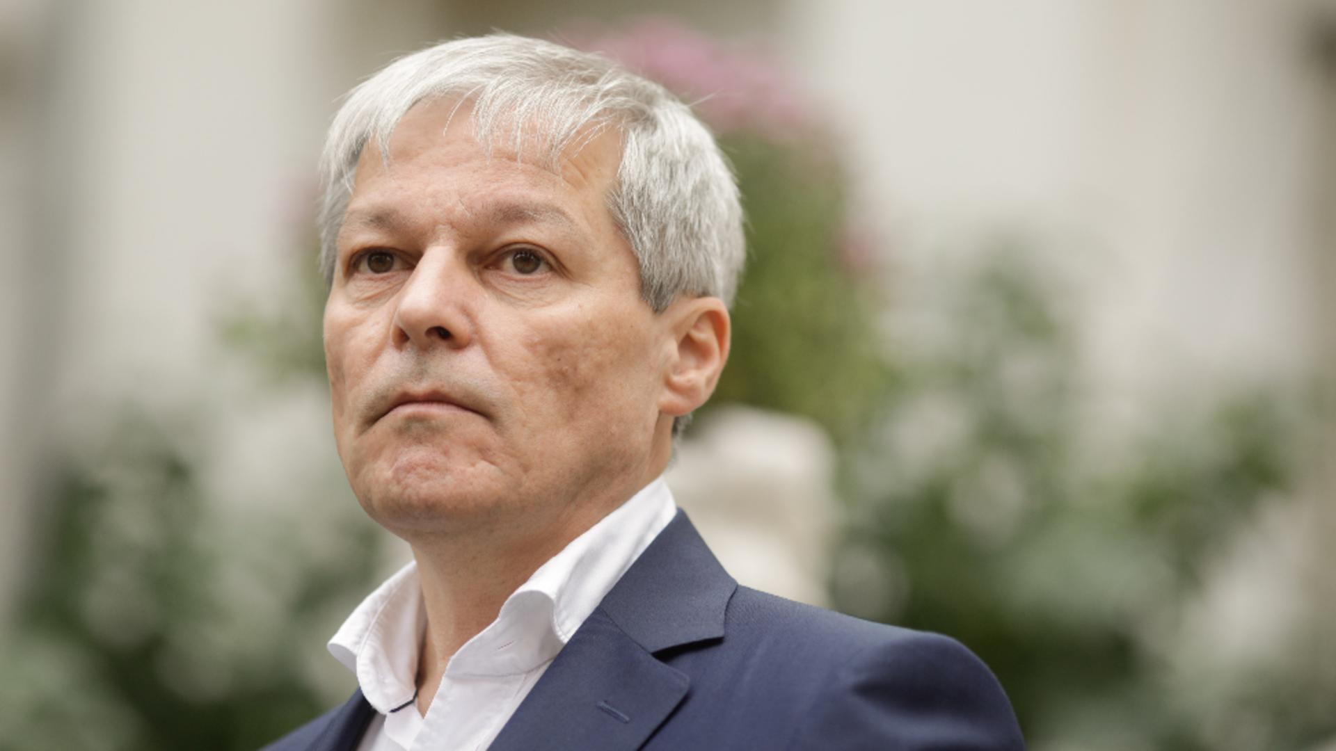 Dacian Cioloș, premier desemnat