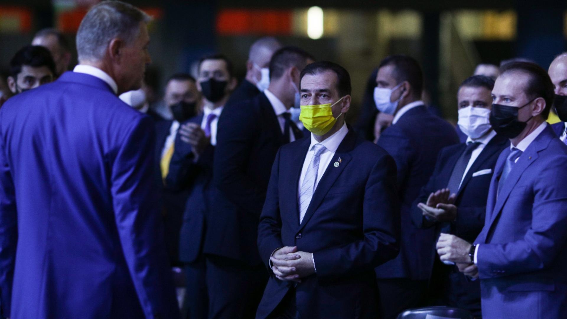 Cine va prelua şefia Camerei Deputaţilor, după demisia lui Ludovic Orban / Foto: Inquam Photos