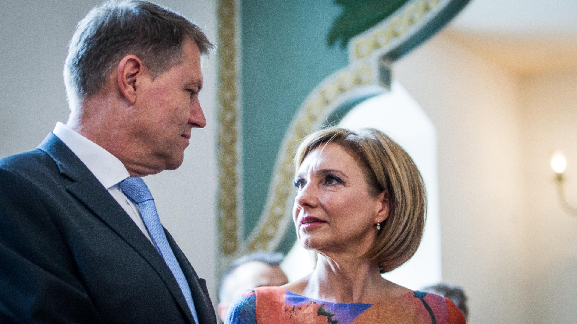 Klaus și Carmen Iohannis / Foto: Inquam Photos