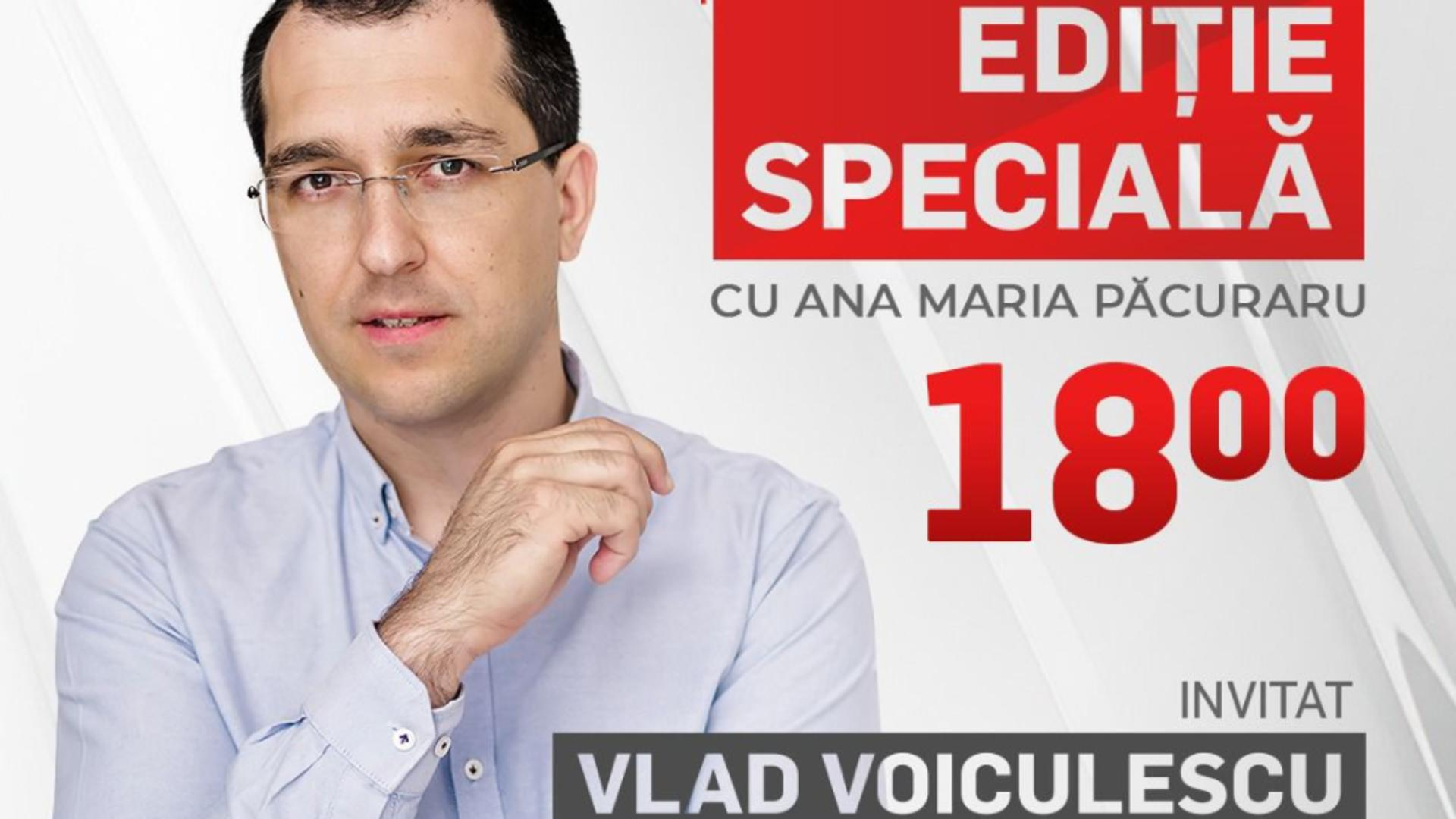 Ministrul-cheie de la care a plecat războiul pe viață și pe moarte dintre Florin Cîțu și USR PLUS, Vlad Voiculescu