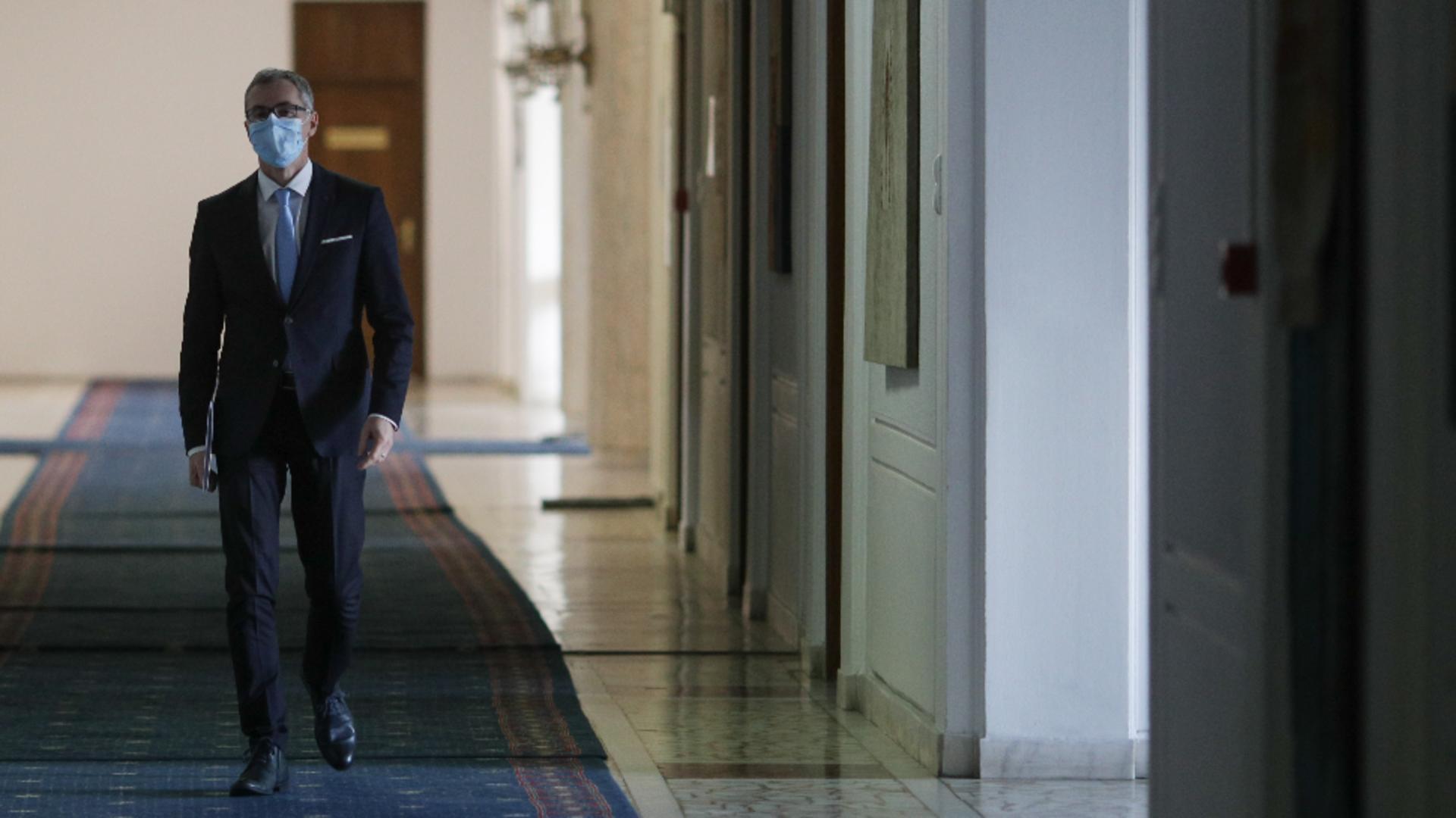 Stelian Ion, fost ministru al Justiției/ Foto: Inquam Photos / Octav Ganea