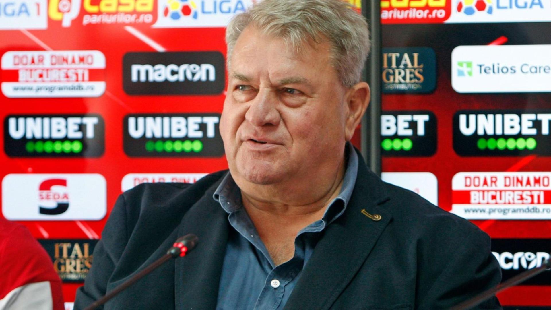 Dinamo are un nou antrenor! Iuliu Mureșan a făcut marele anunț
